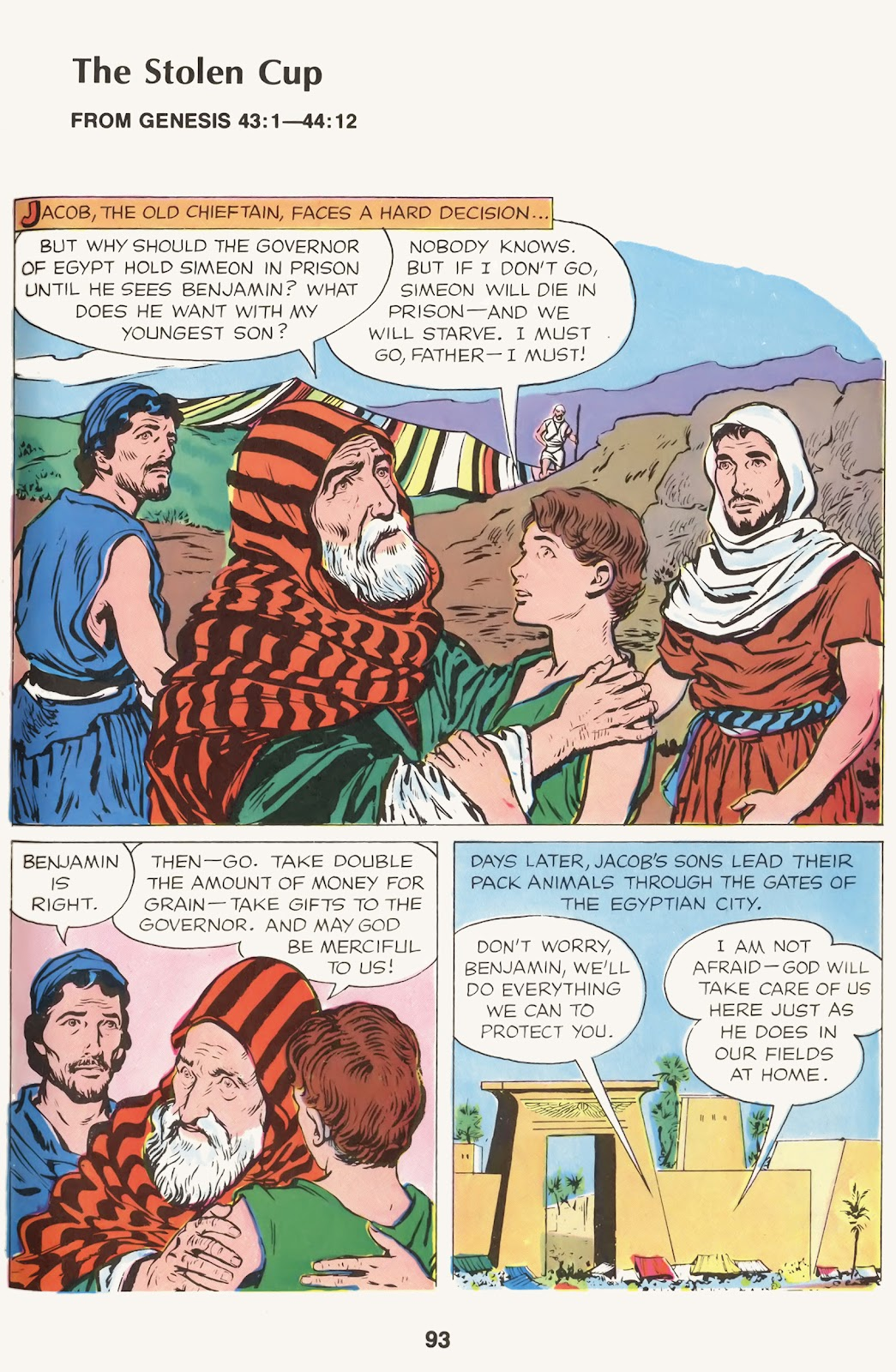 The Picture Bible issue TPB (Part 1) - Page 95