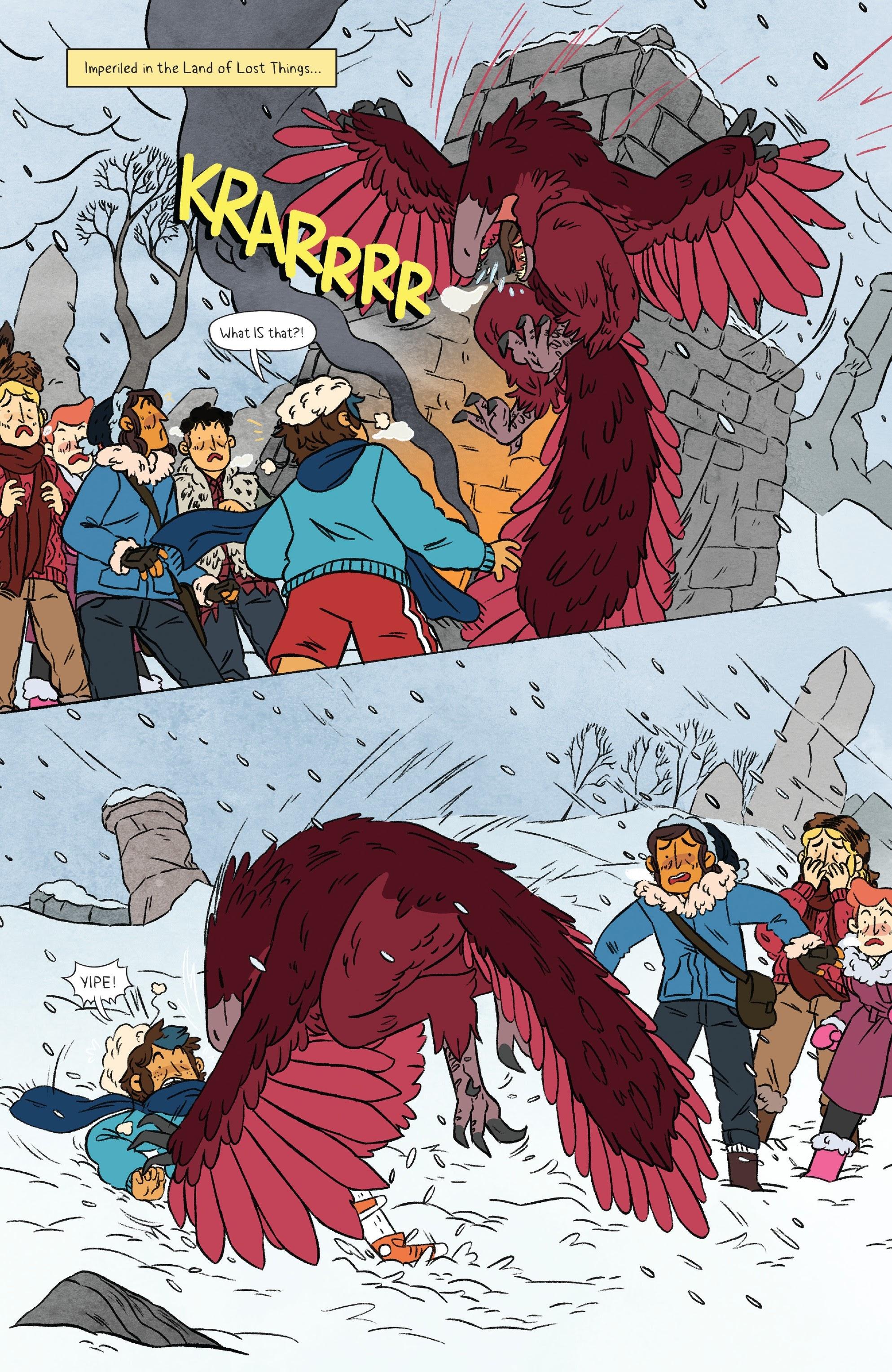 Lumberjanes 63 Page 3