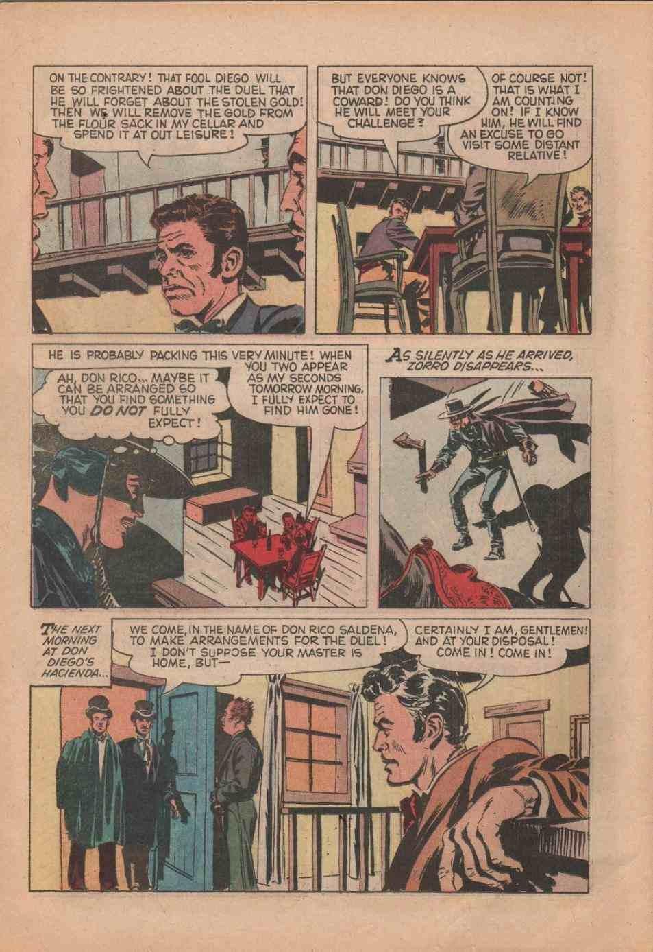 Zorro (1966) issue 6 - Page 14