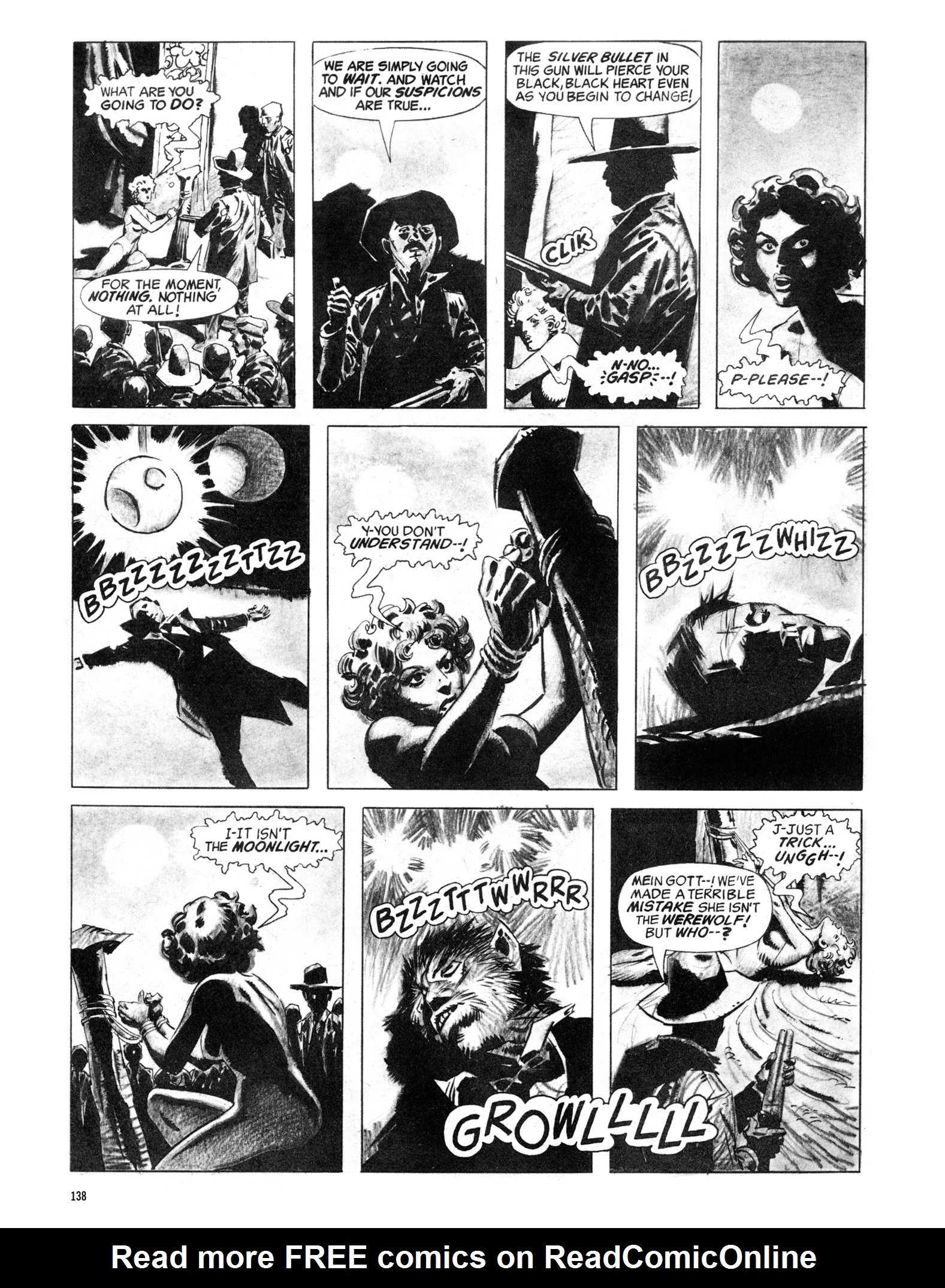Read online Eerie Archives comic -  Issue # TPB 18 - 139