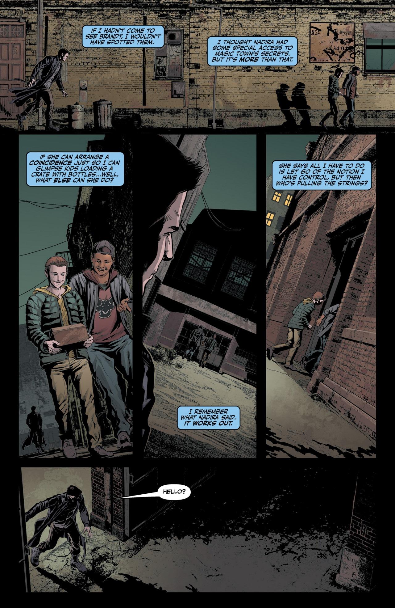 Read online Angel & Faith Season 10 comic -  Issue #3 - 22