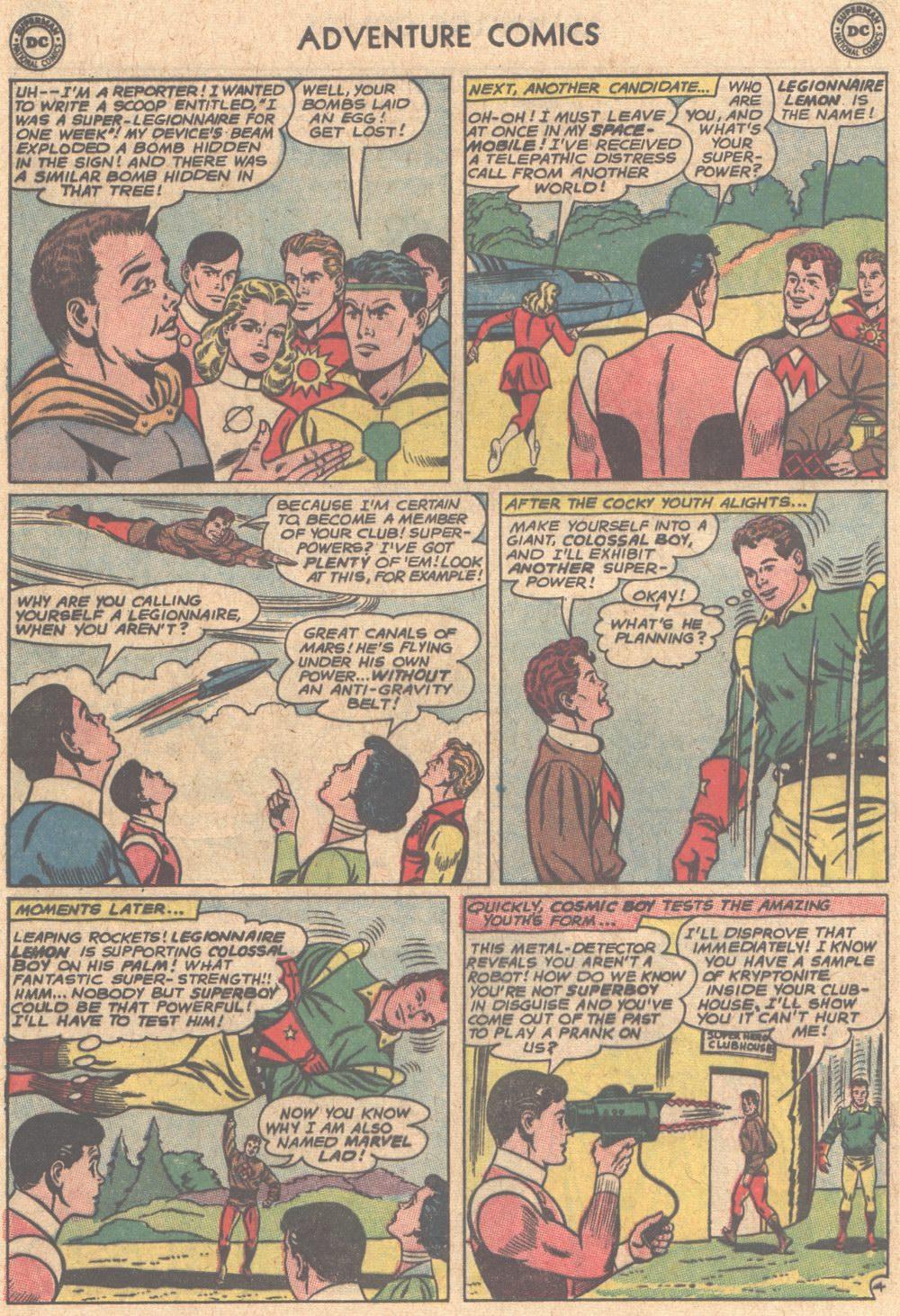Read online Adventure Comics (1938) comic -  Issue #305 - 20
