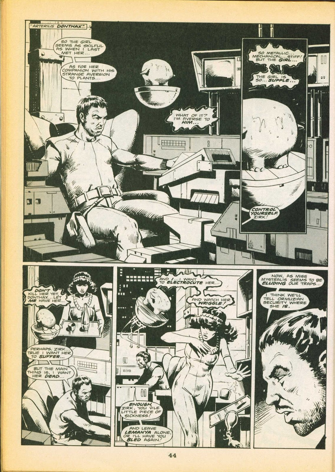 Warrior Issue #2 #3 - English 43