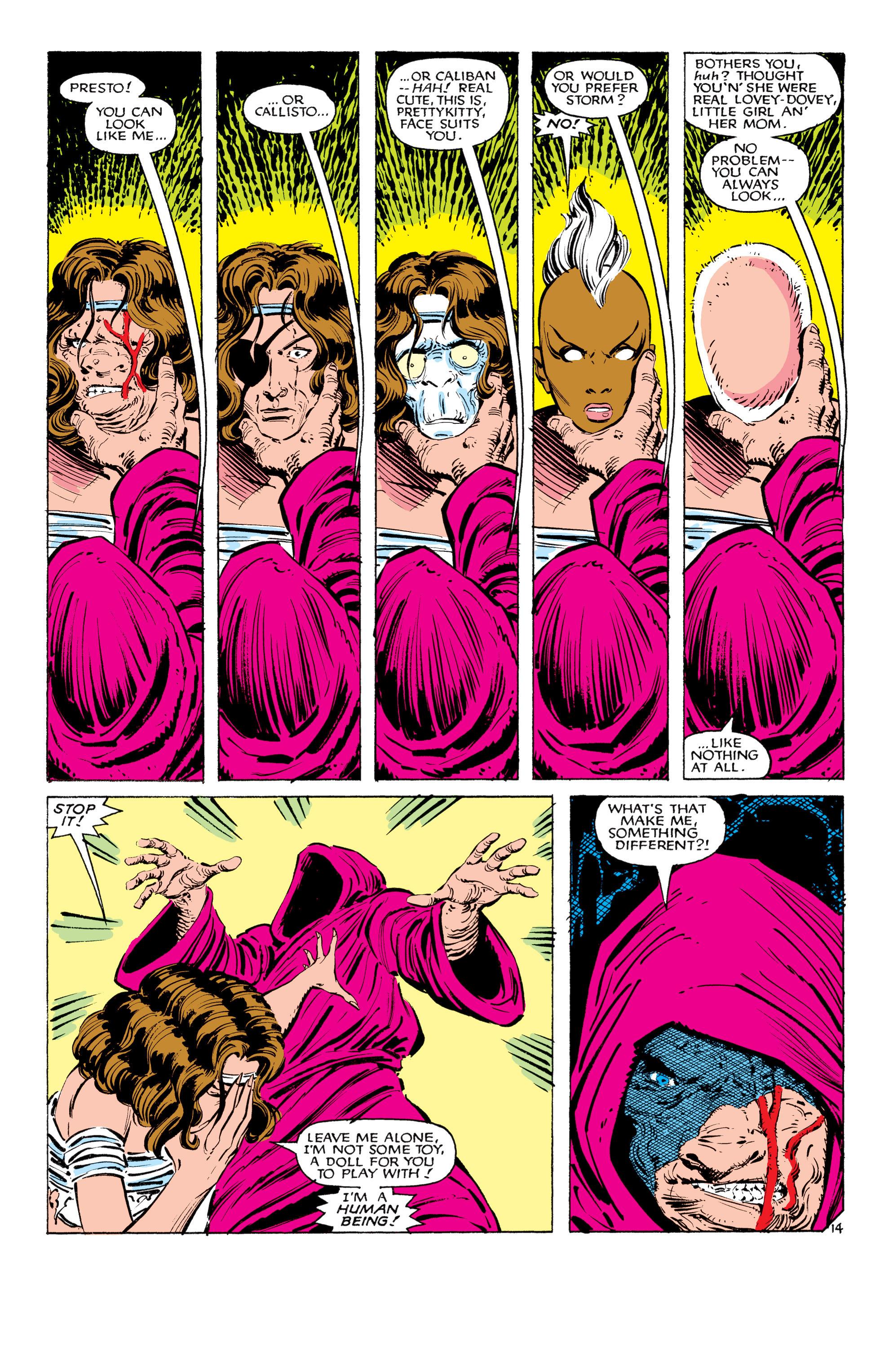 Read online Uncanny X-Men (1963) comic -  Issue #179 - 15