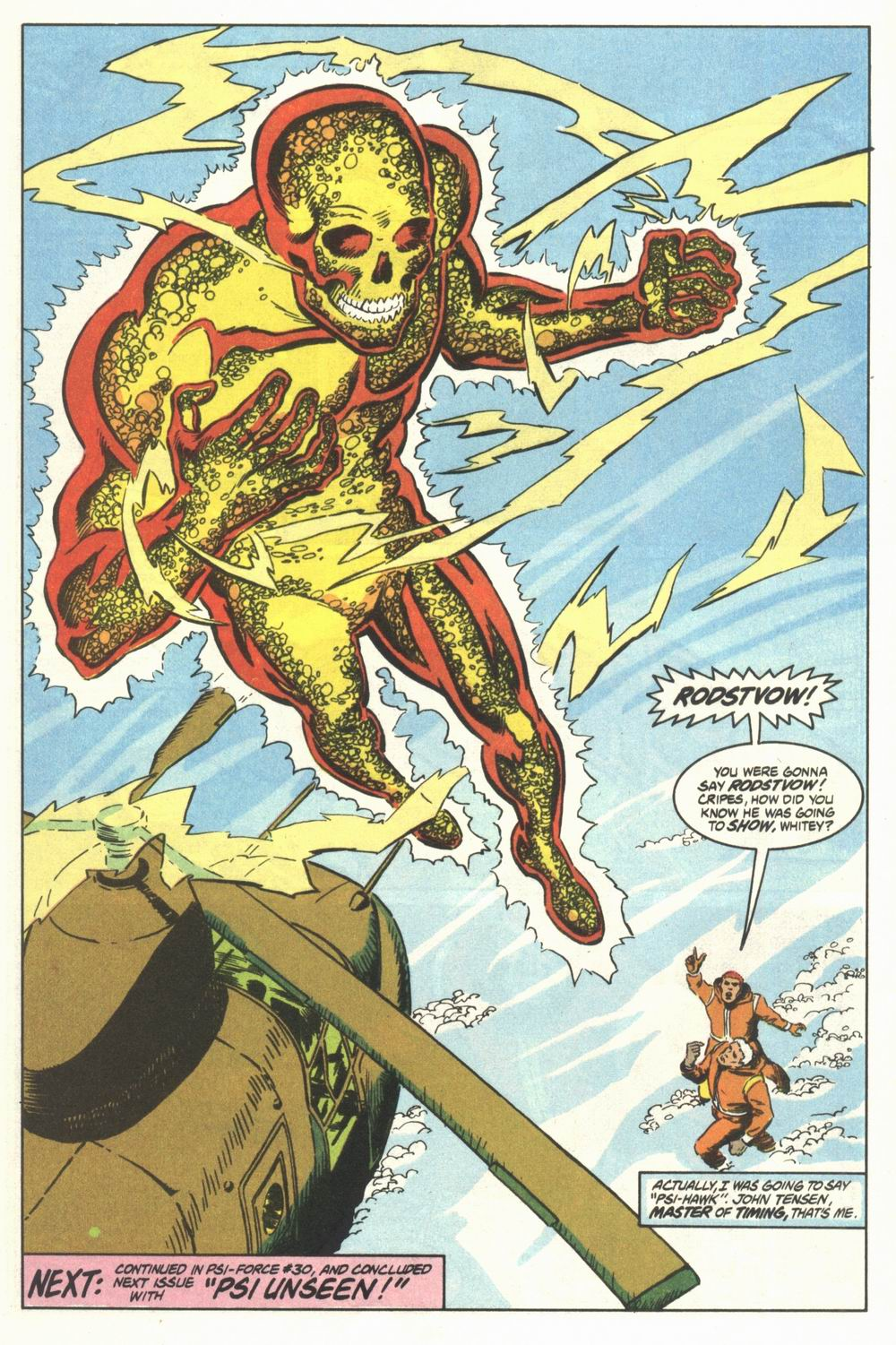 Read online Justice (1986) comic -  Issue #29 - 23