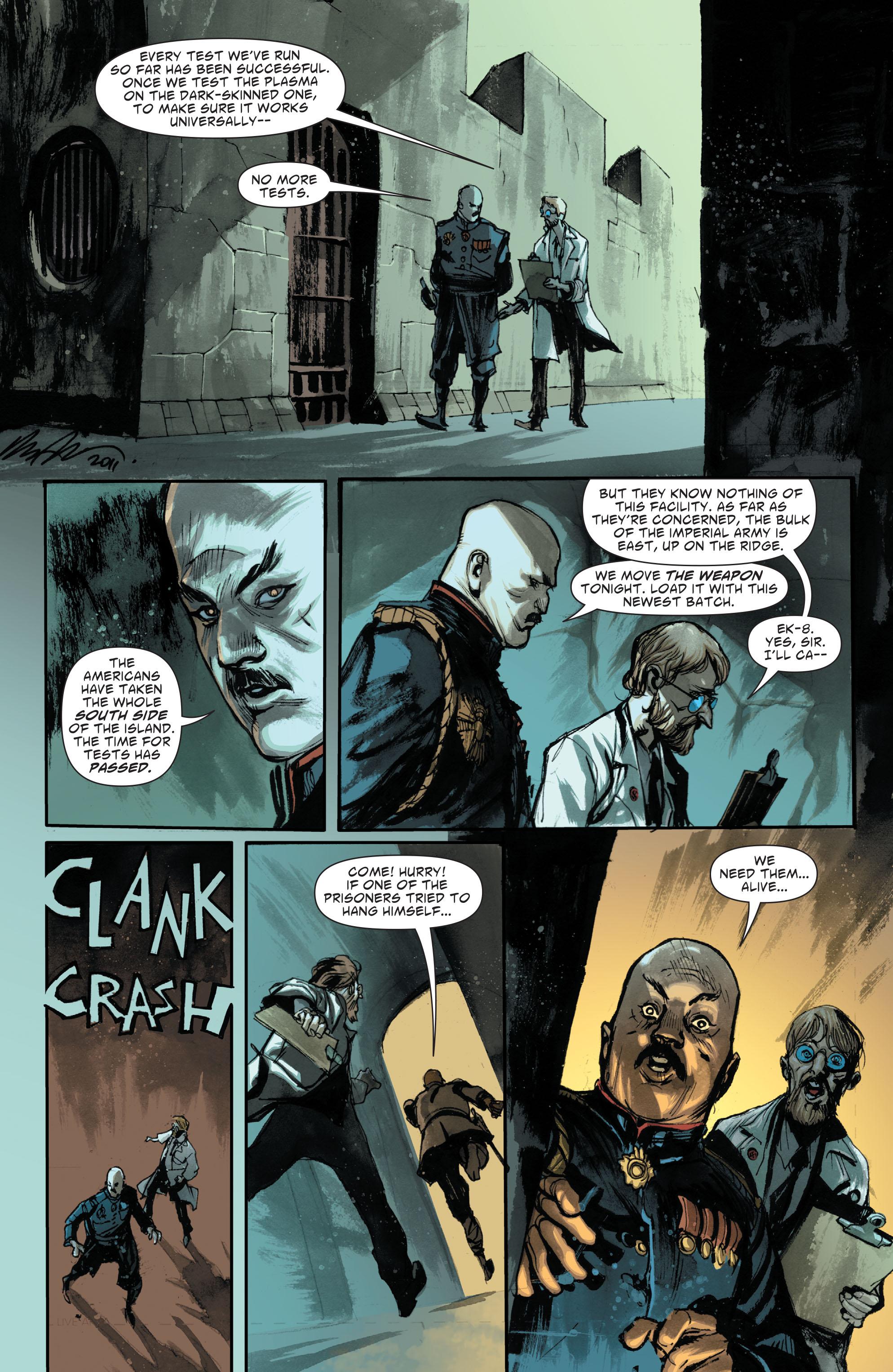 Read online American Vampire comic -  Issue #16 - 19