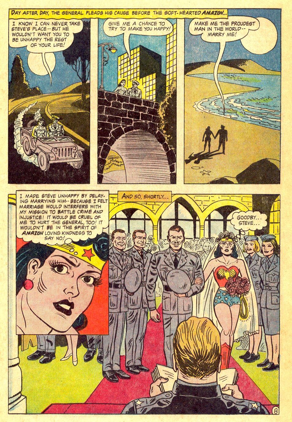 Read online Wonder Woman (1942) comic -  Issue #164 - 13