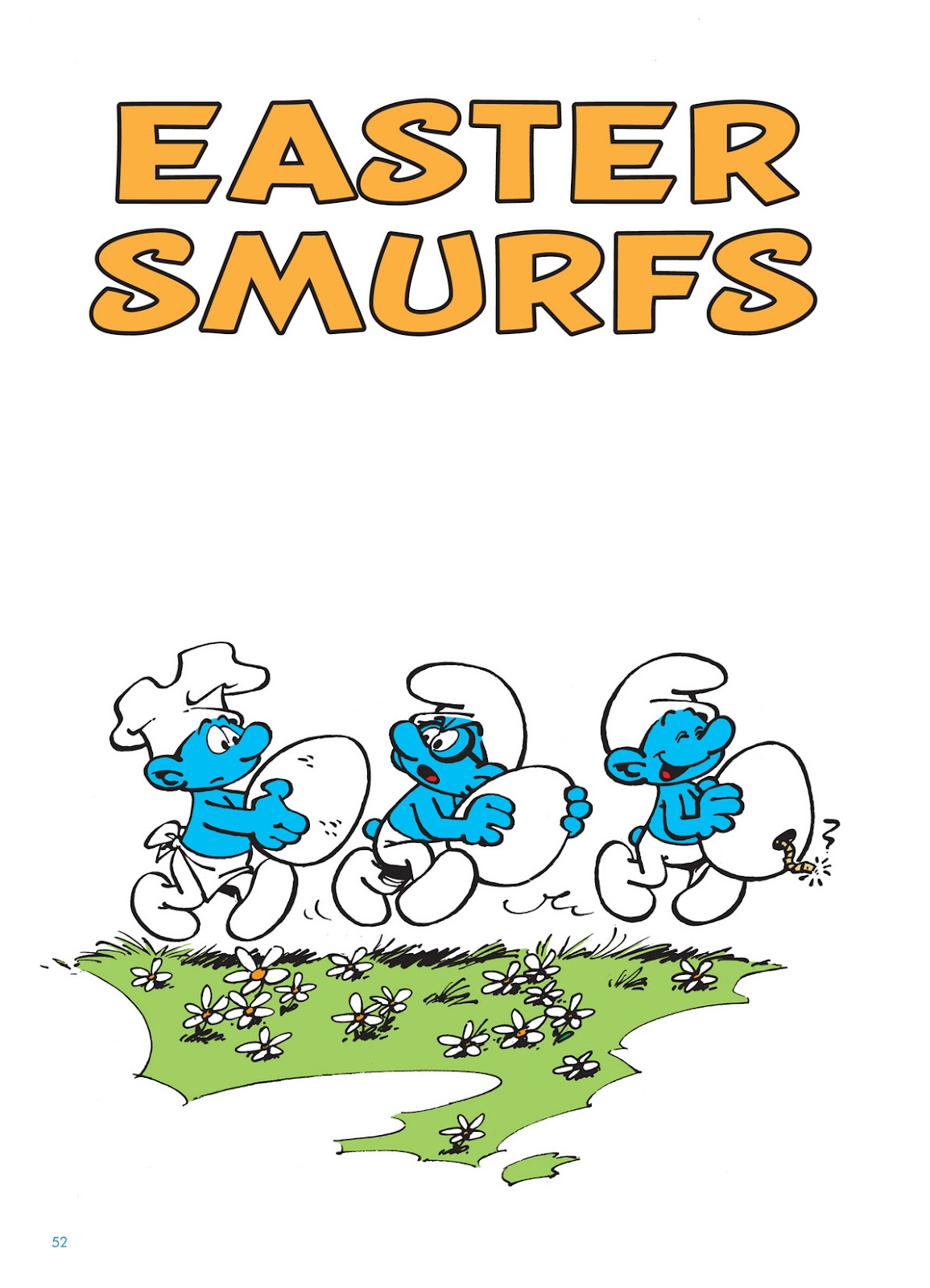 Read online The Smurfs comic -  Issue #12 - 52