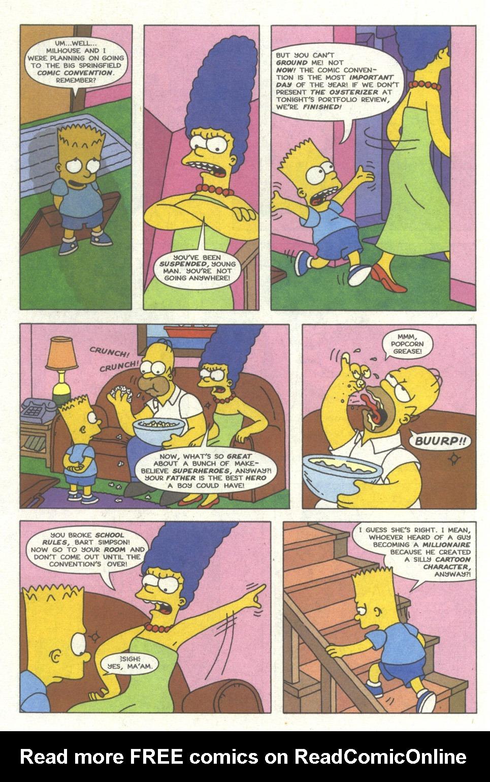 Read online Simpsons Comics comic -  Issue #13 - 7