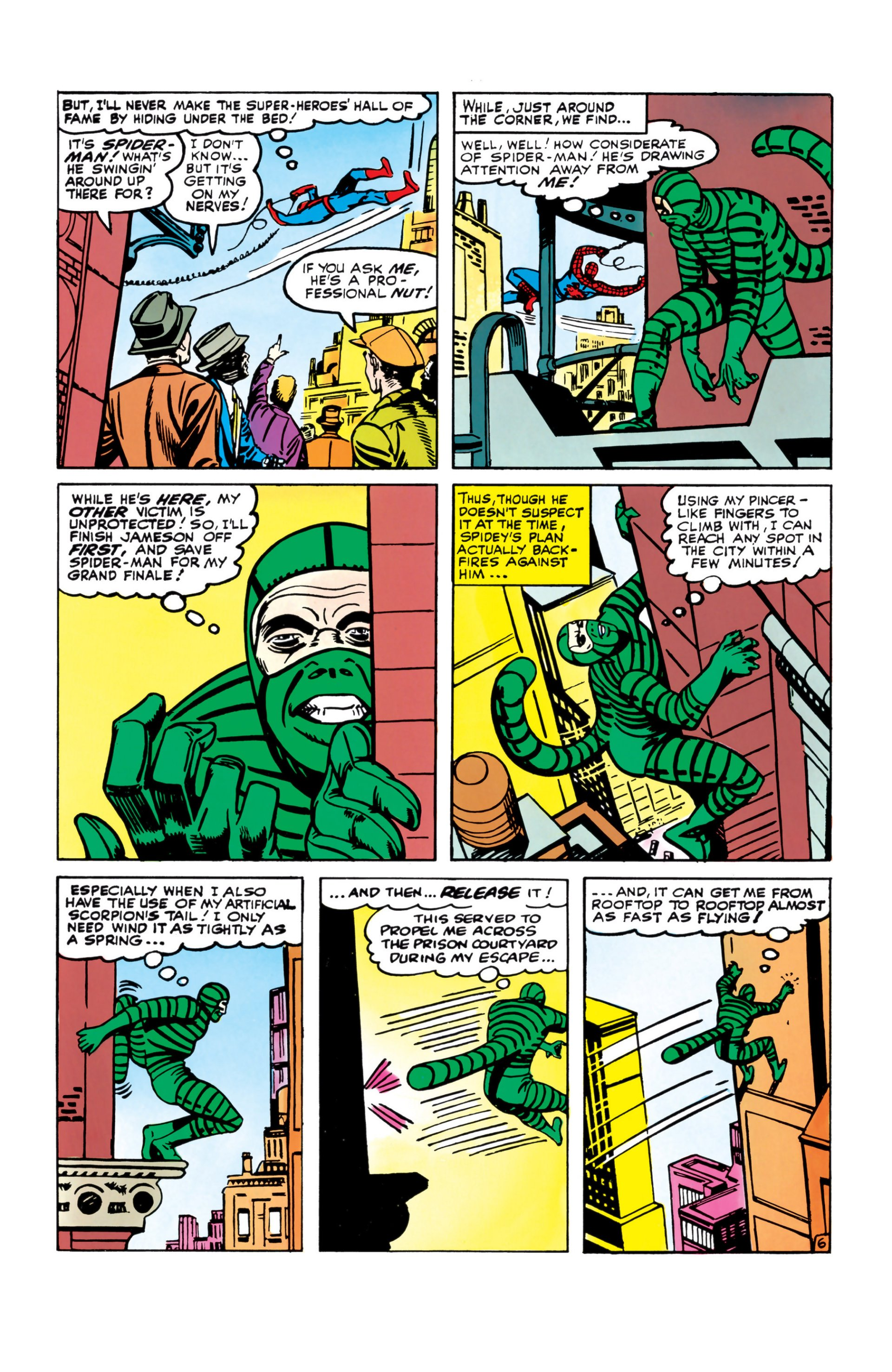 The Amazing Spider-Man (1963) 29 Page 6
