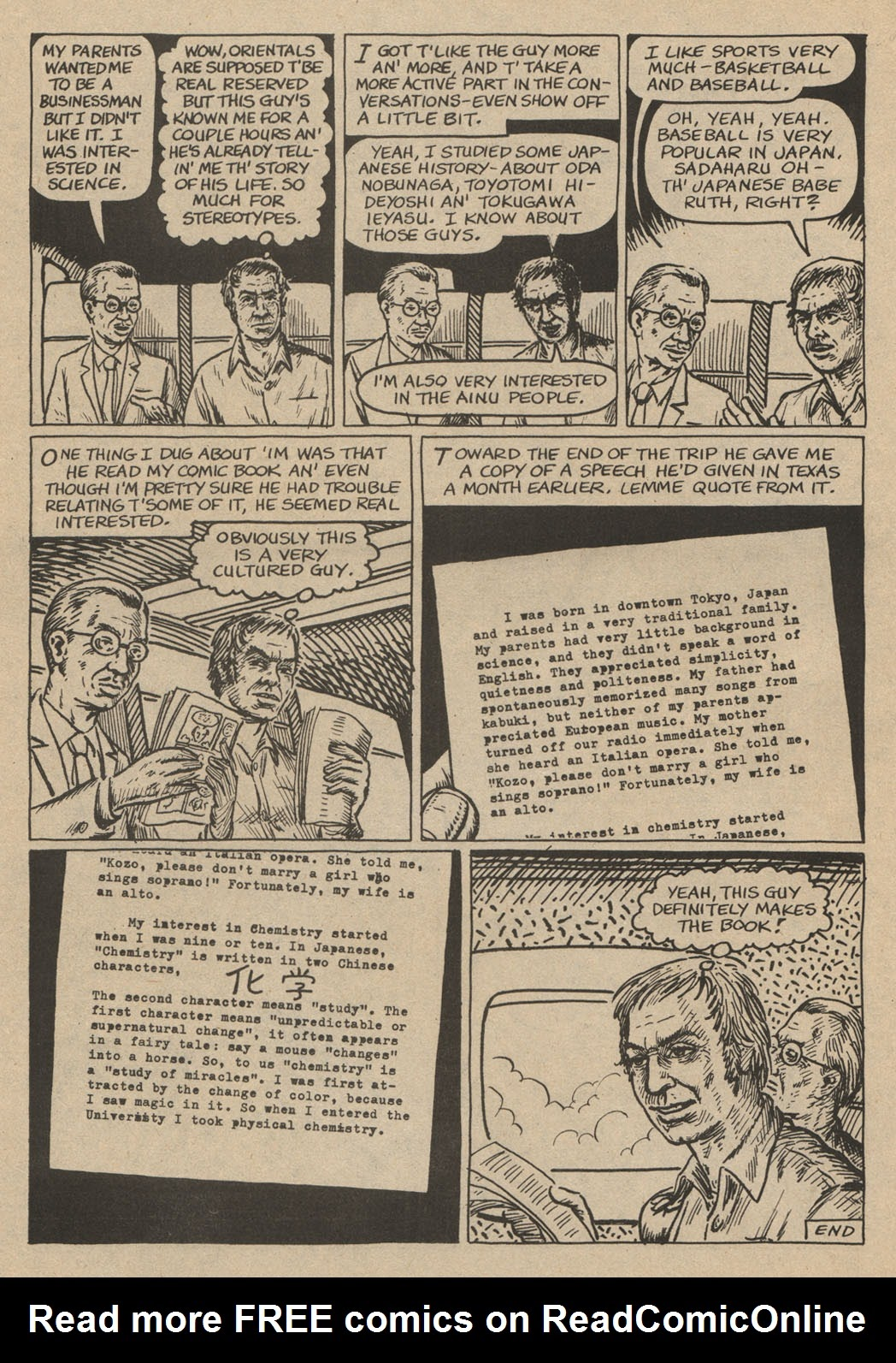 American Splendor (1976) issue 6 - Page 45