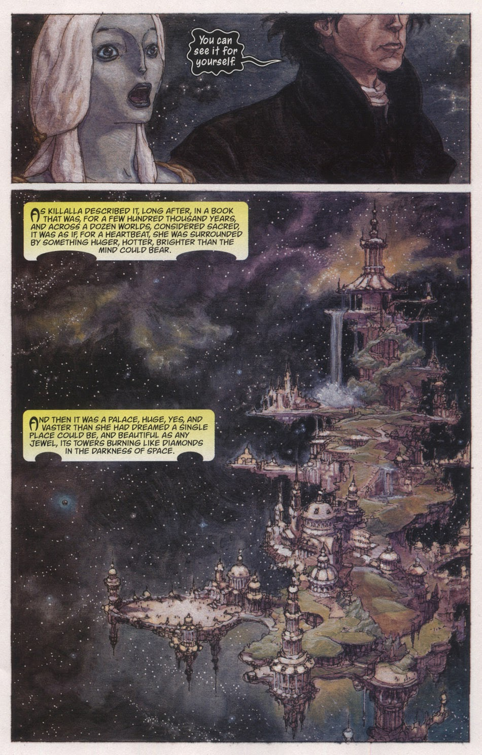 Read online The Sandman: Endless Nights comic -  Issue # _Special - 7