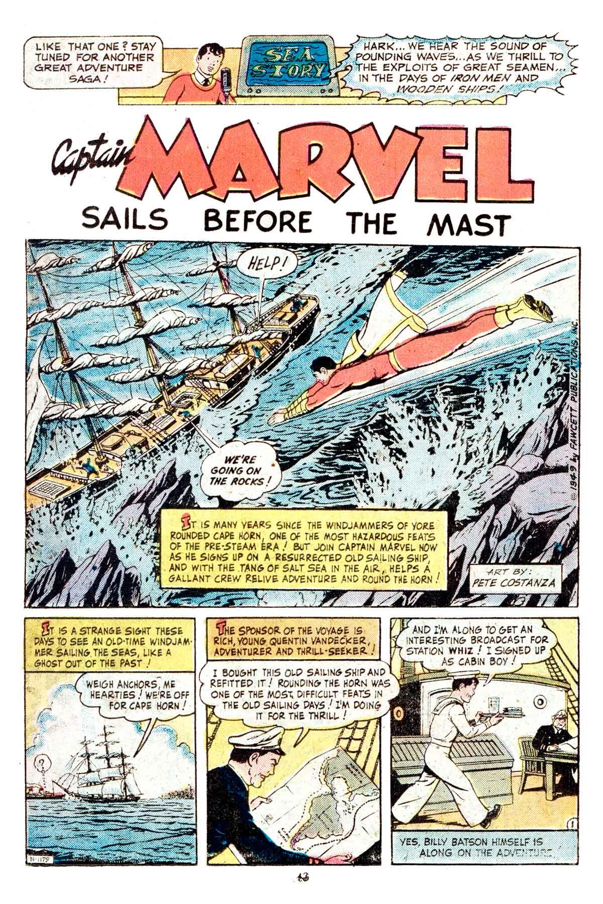 Read online Shazam! (1973) comic -  Issue #17 - 43