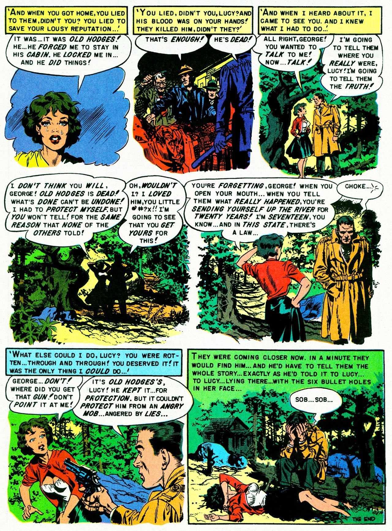 Read online Shock SuspenStories comic -  Issue #8 - 17