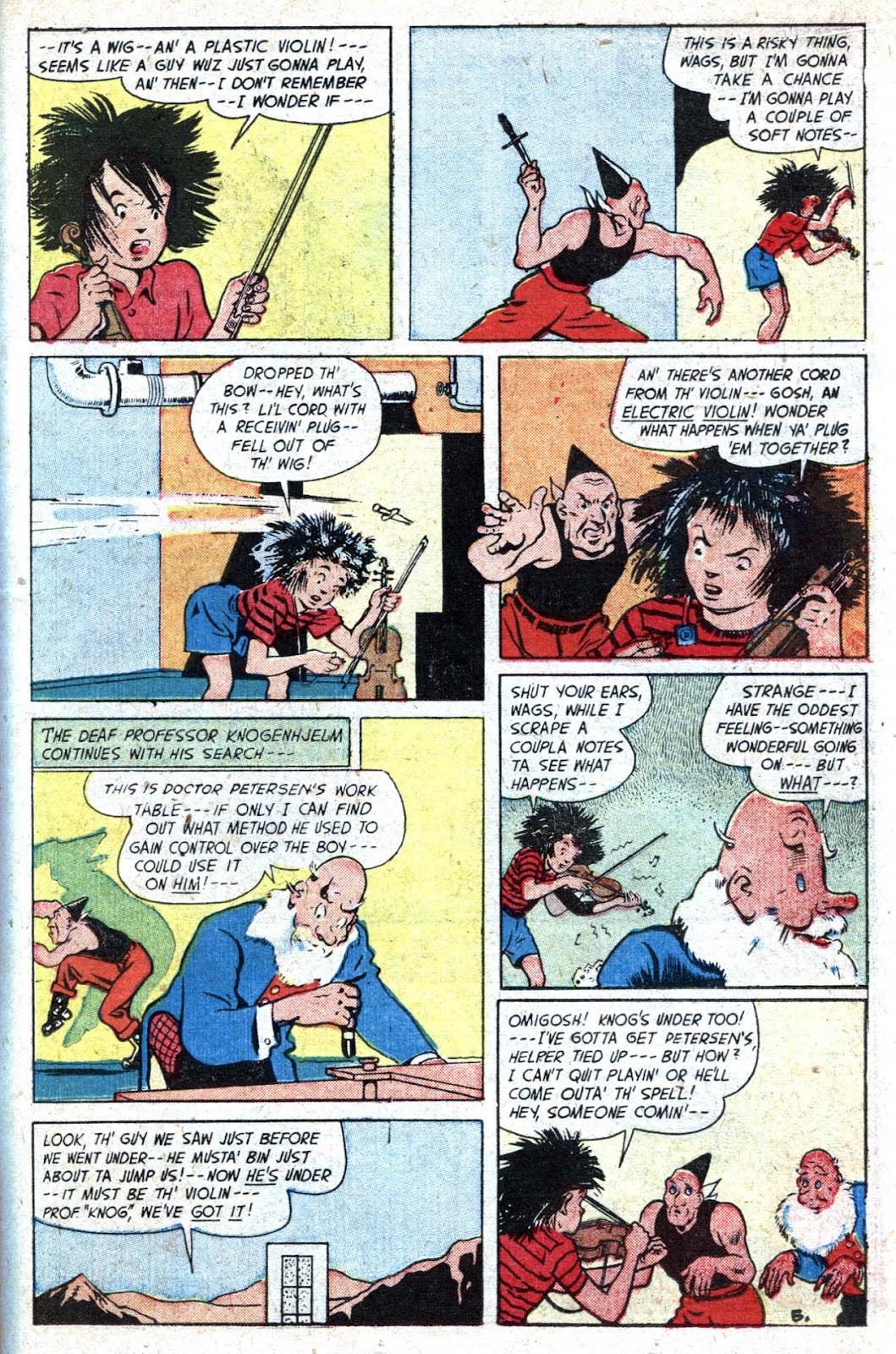 Read online Famous Funnies comic -  Issue #193 - 15