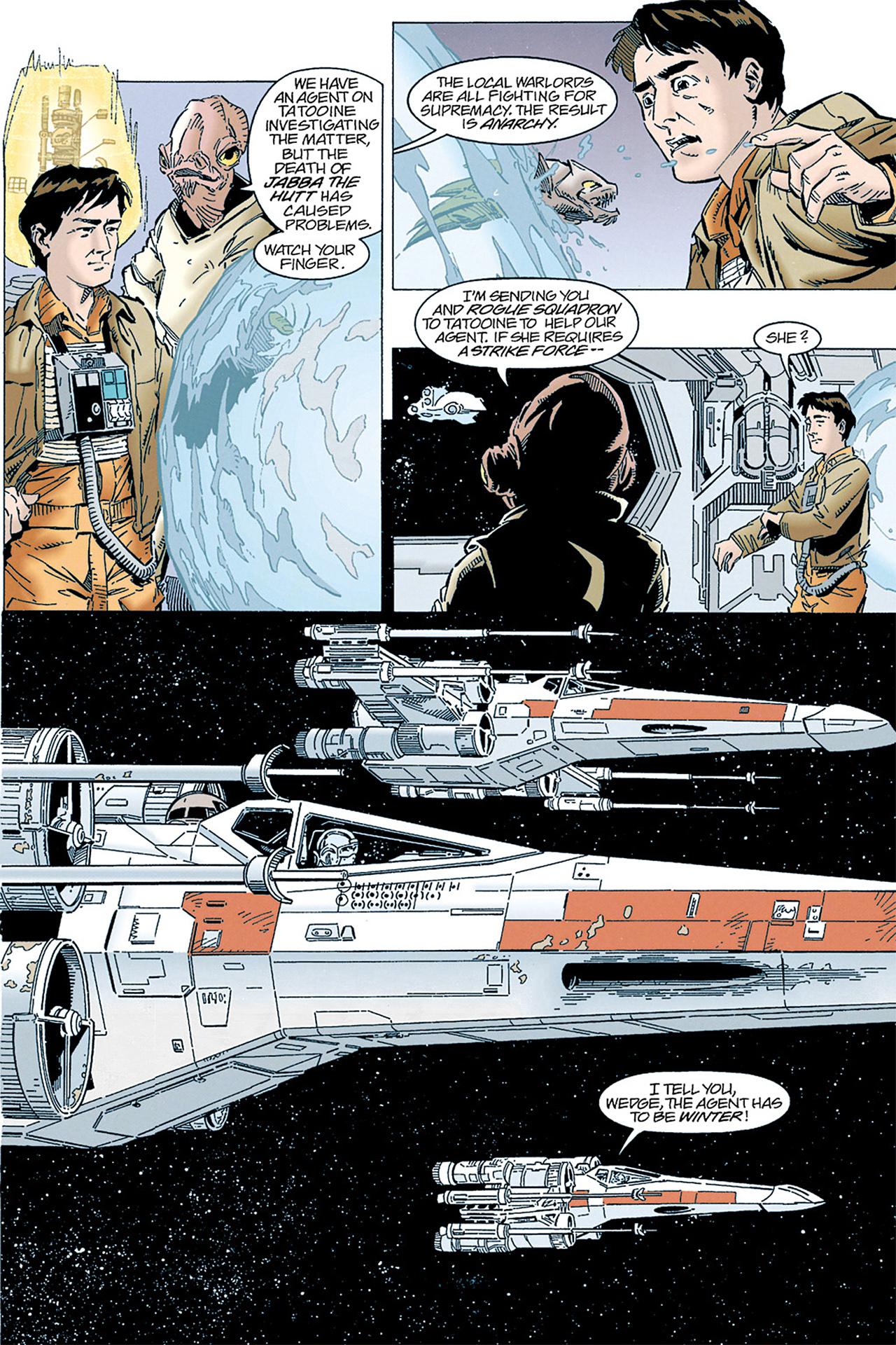 Read online Star Wars Omnibus comic -  Issue # Vol. 2 - 27