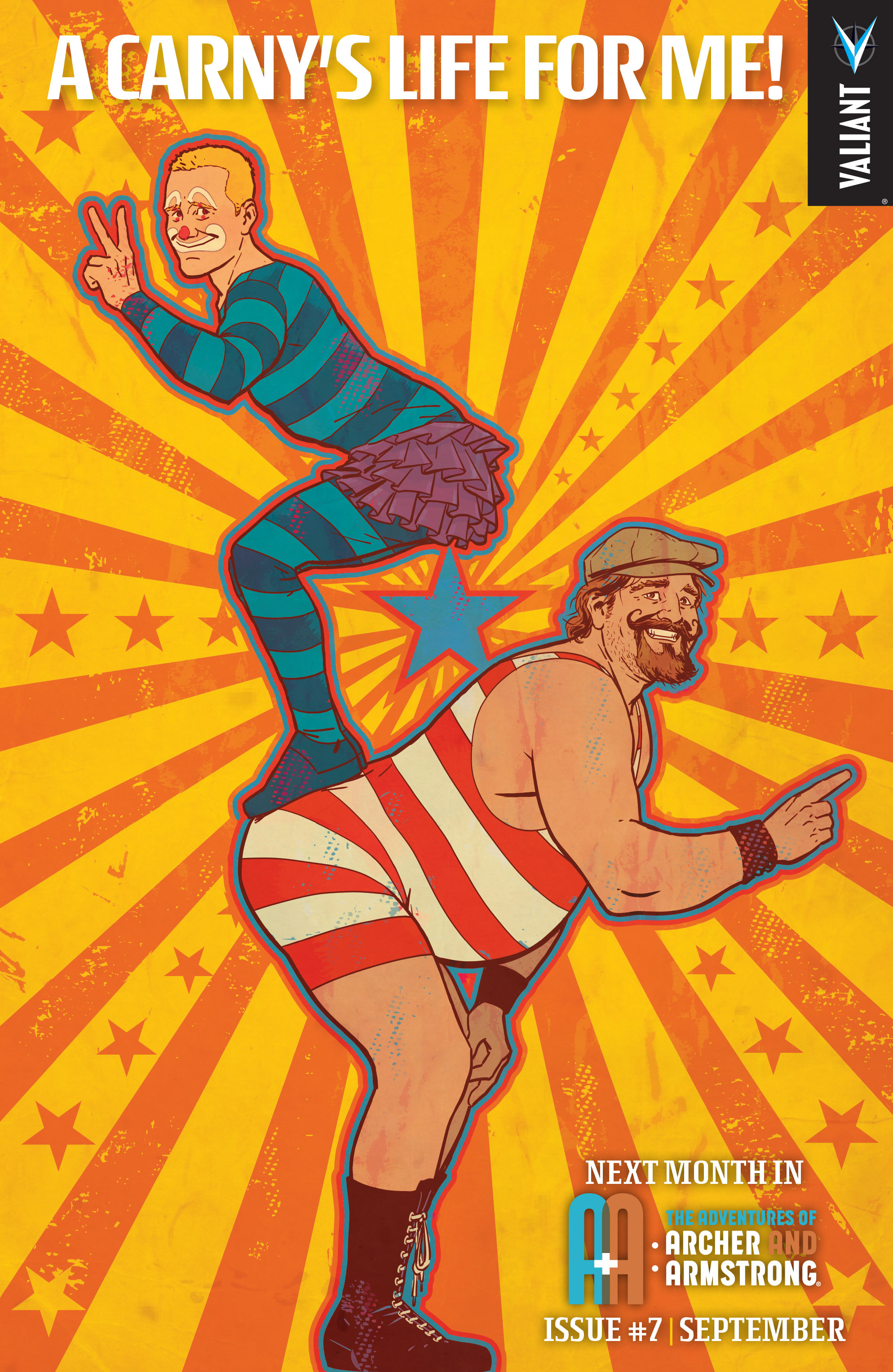 Read online A&A: The Adventures of Archer & Armstrong comic -  Issue #6 - 28