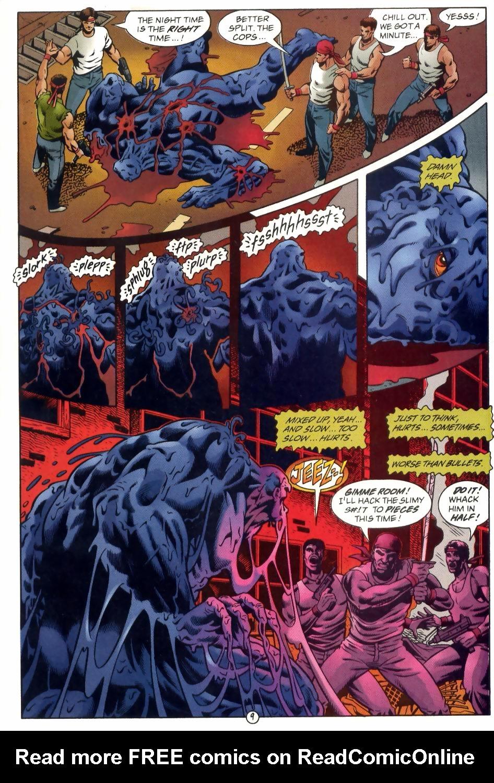 Read online Sludge comic -  Issue #1 - 10