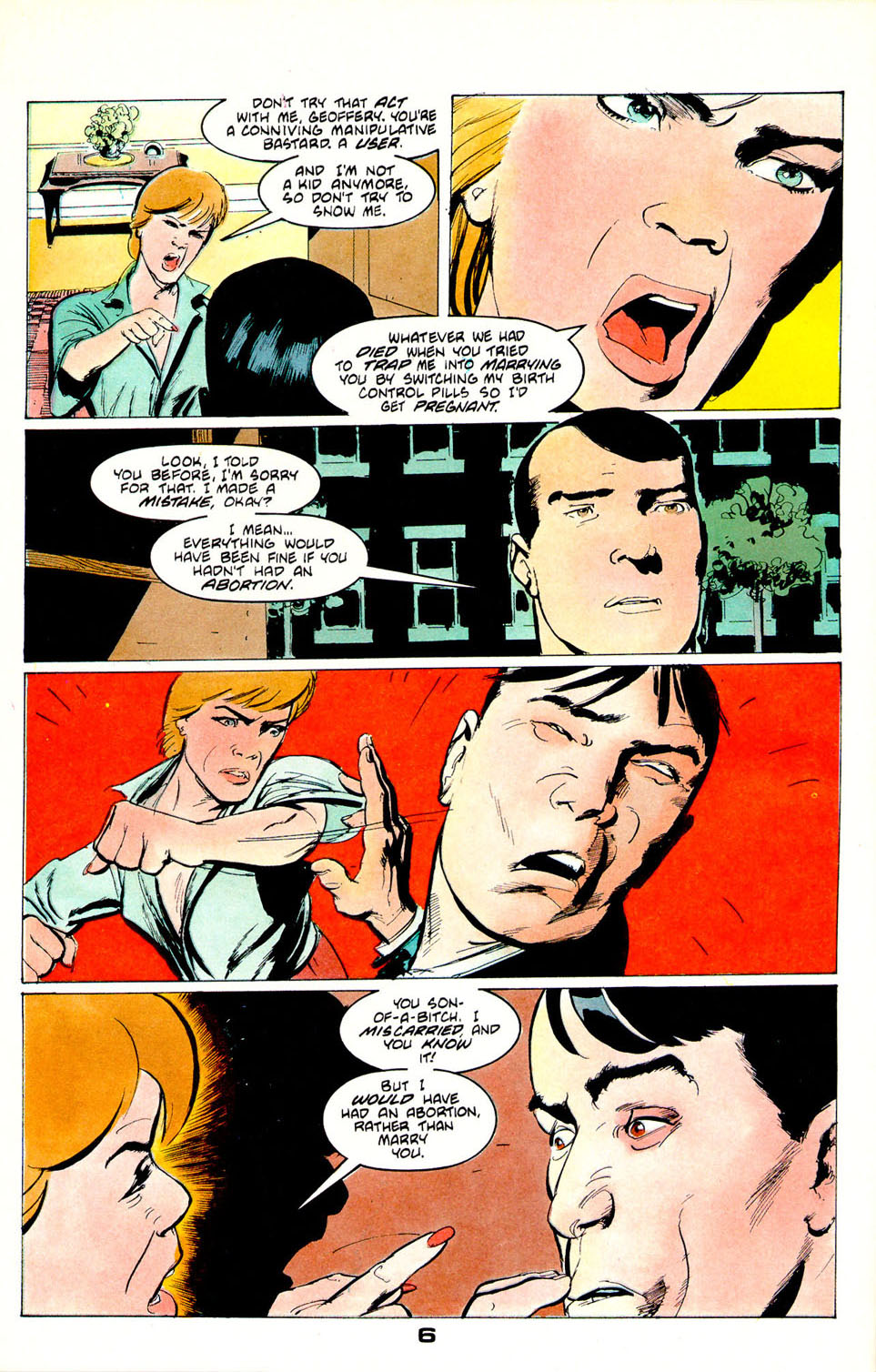 Jon Sable, Freelance issue 55 - Page 7