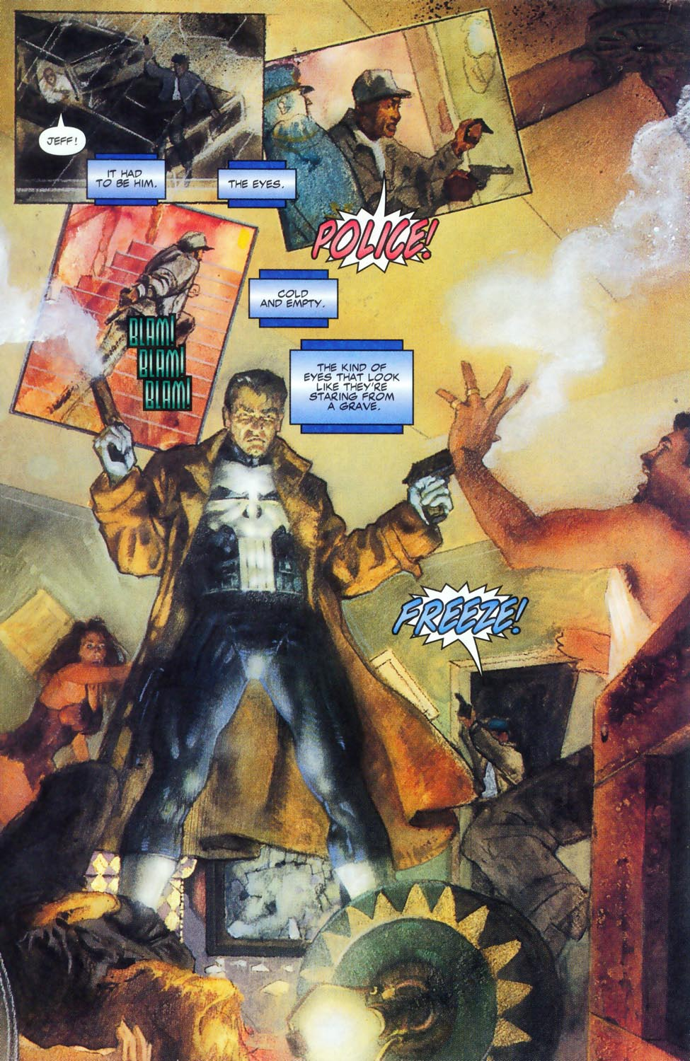 Read online Code of Honor comic -  Issue #2 - 22