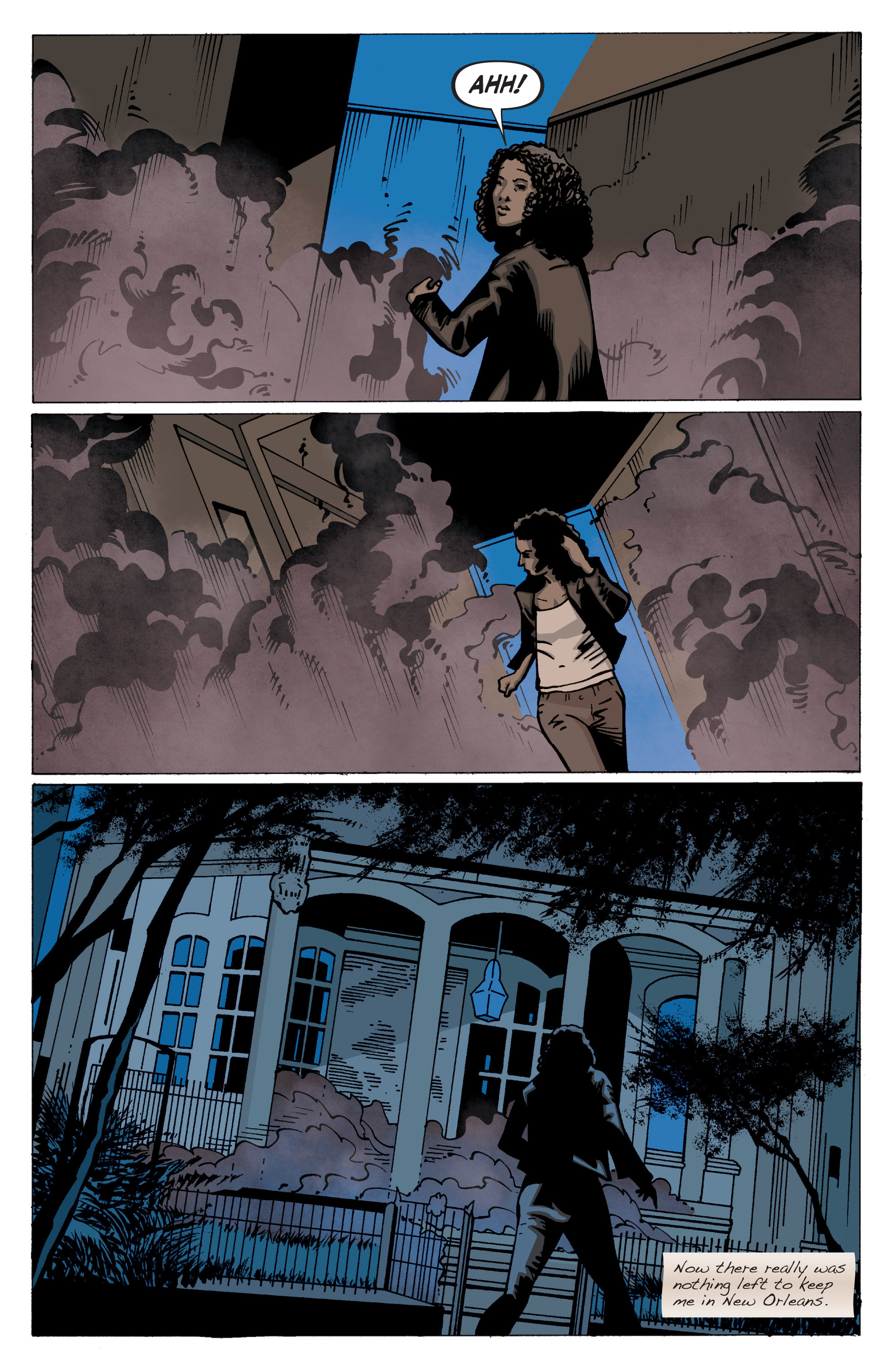 Read online Shadowman: End Times comic -  Issue #3 - 10