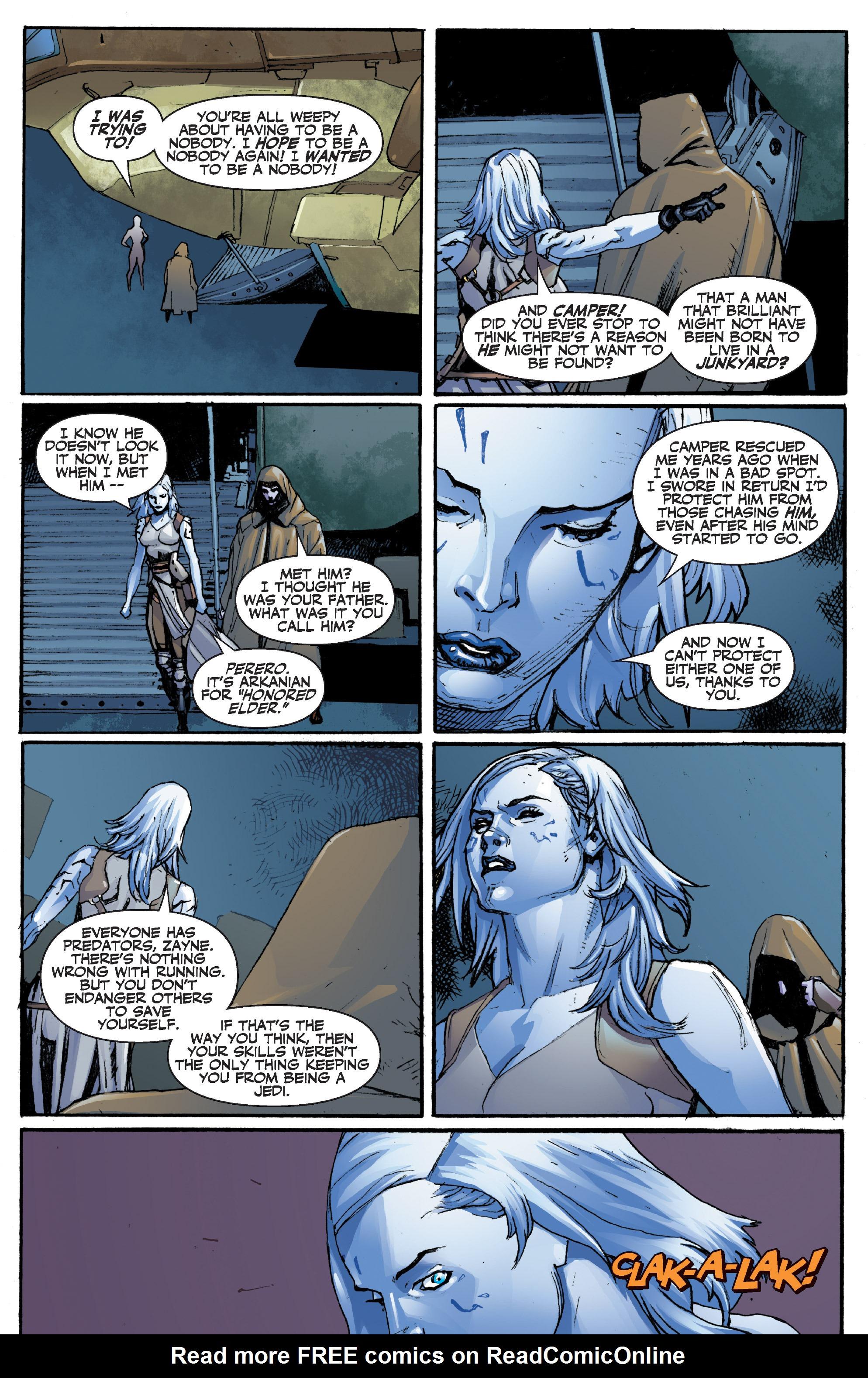 Read online Star Wars Omnibus comic -  Issue # Vol. 29 - 120