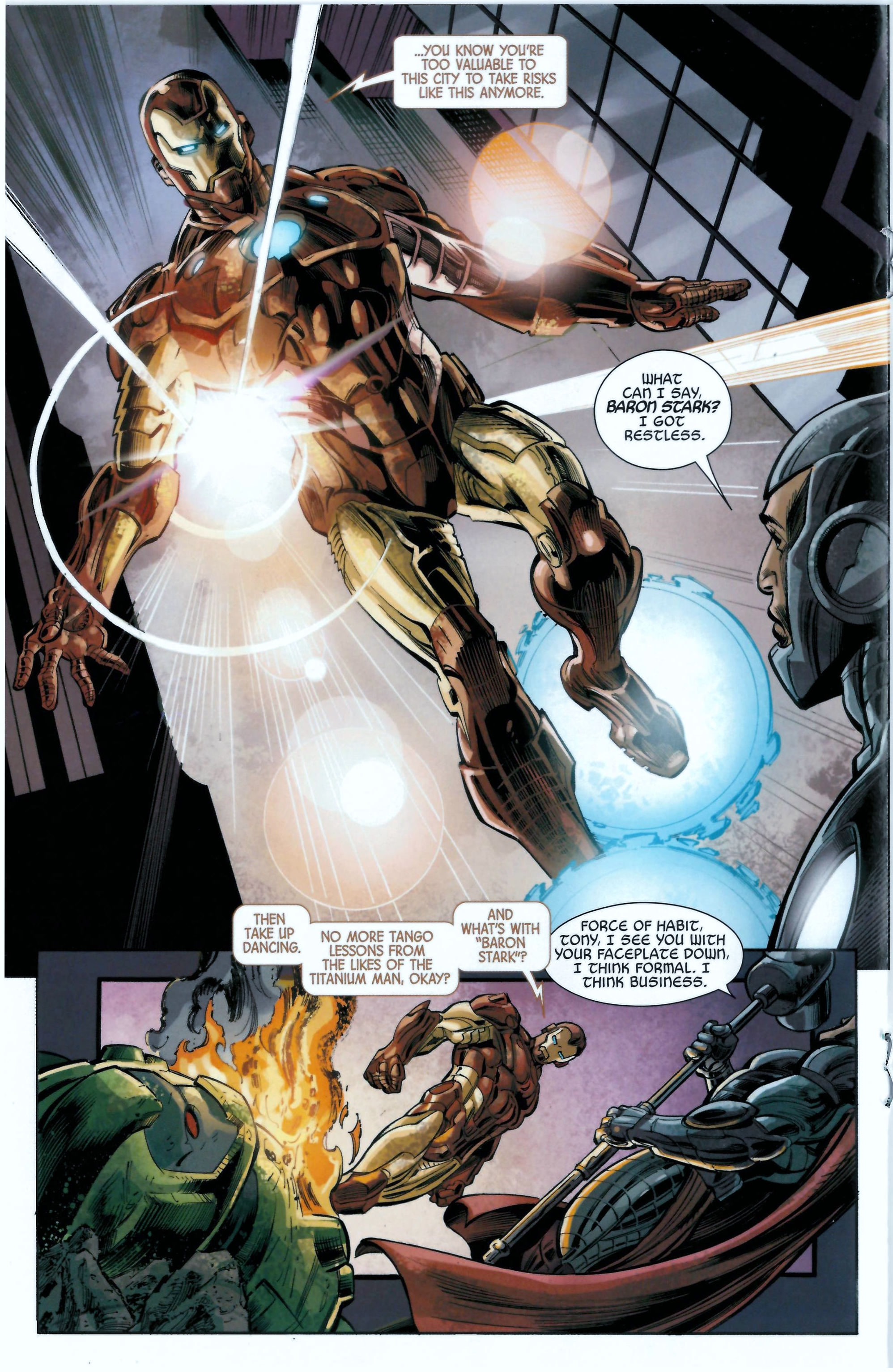 Read online Armor Wars comic -  Issue #0.5 - 7