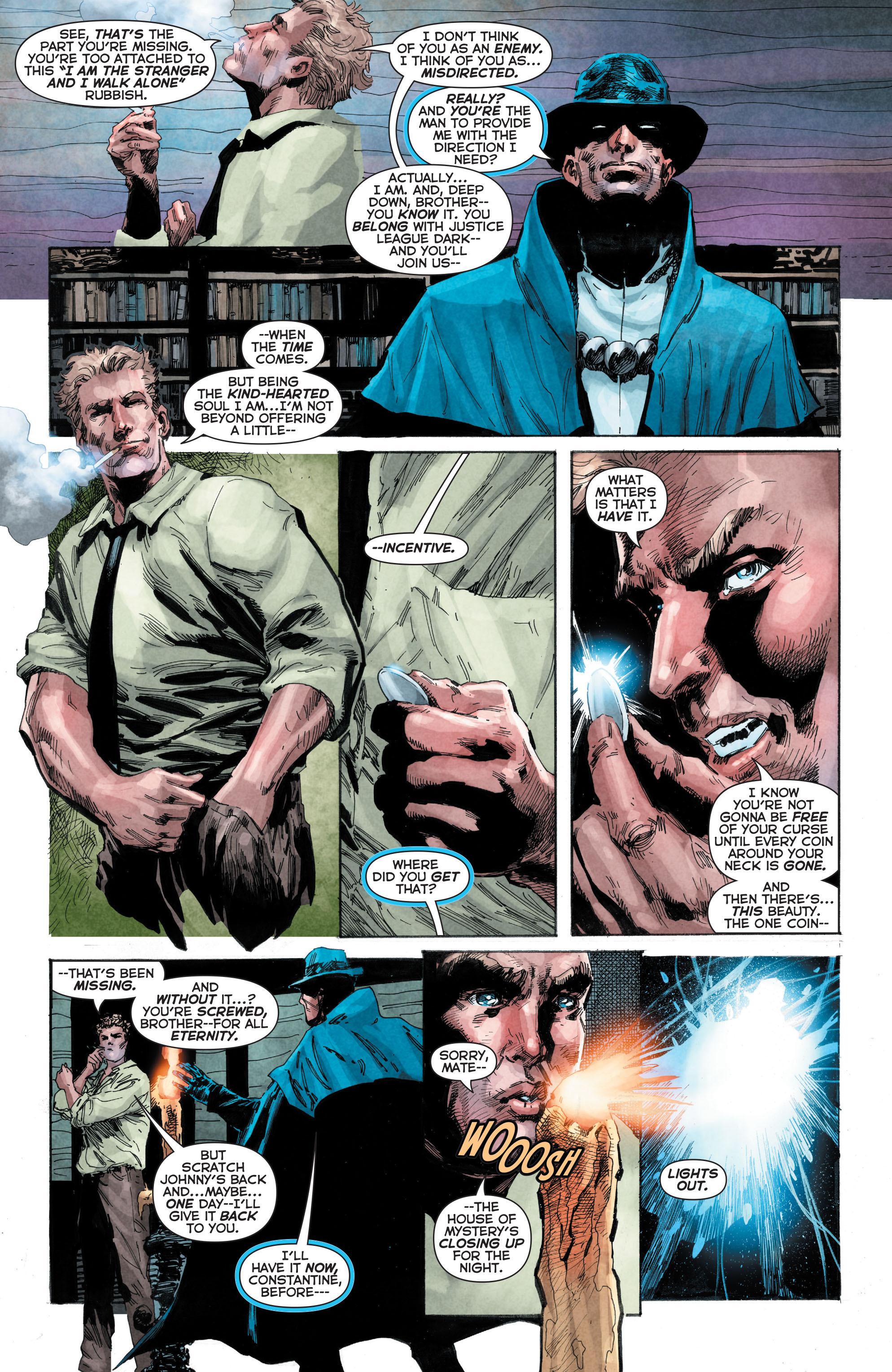 Read online Trinity of Sin: The Phantom Stranger comic -  Issue #4 - 15