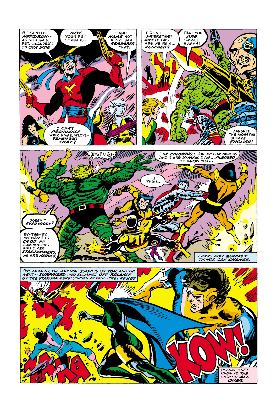 Uncanny X-Men (1963) issue 107 - Page 16