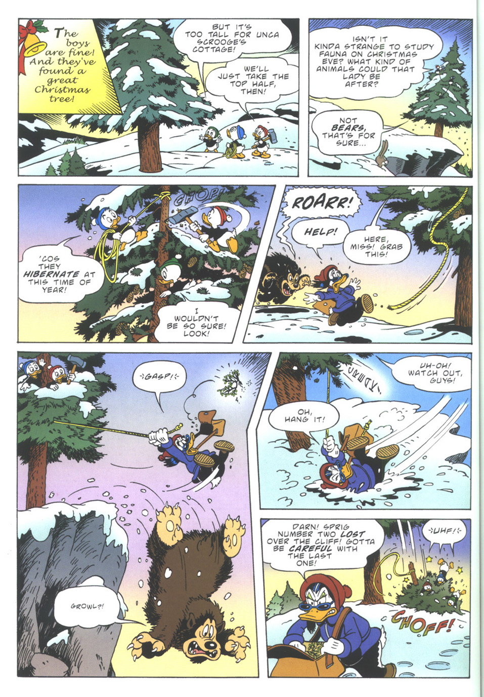 Read online Uncle Scrooge (1953) comic -  Issue #336 - 60