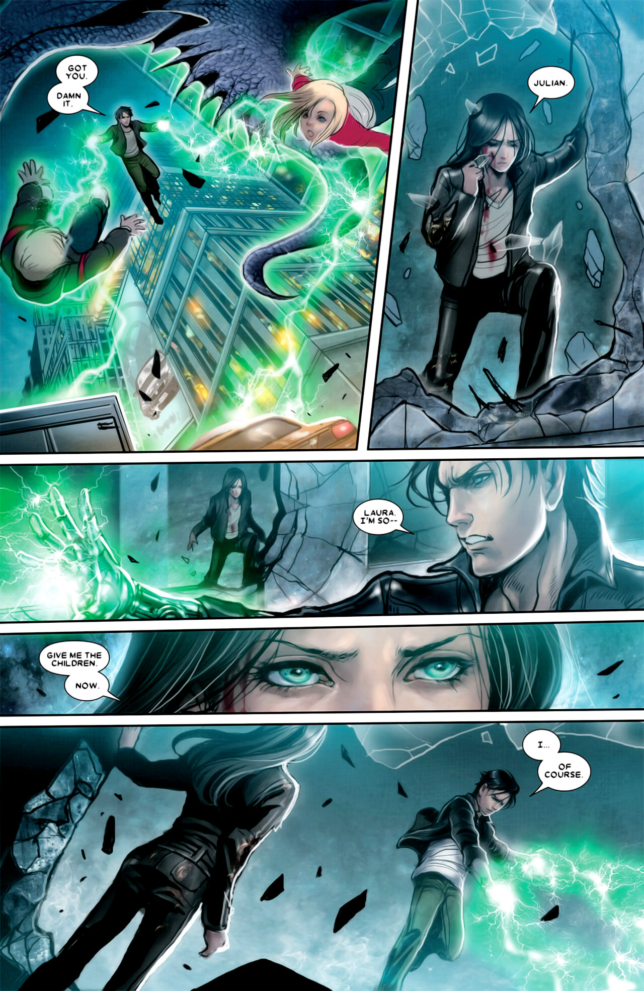 Read online X-23 (2010) comic -  Issue #18 - 9