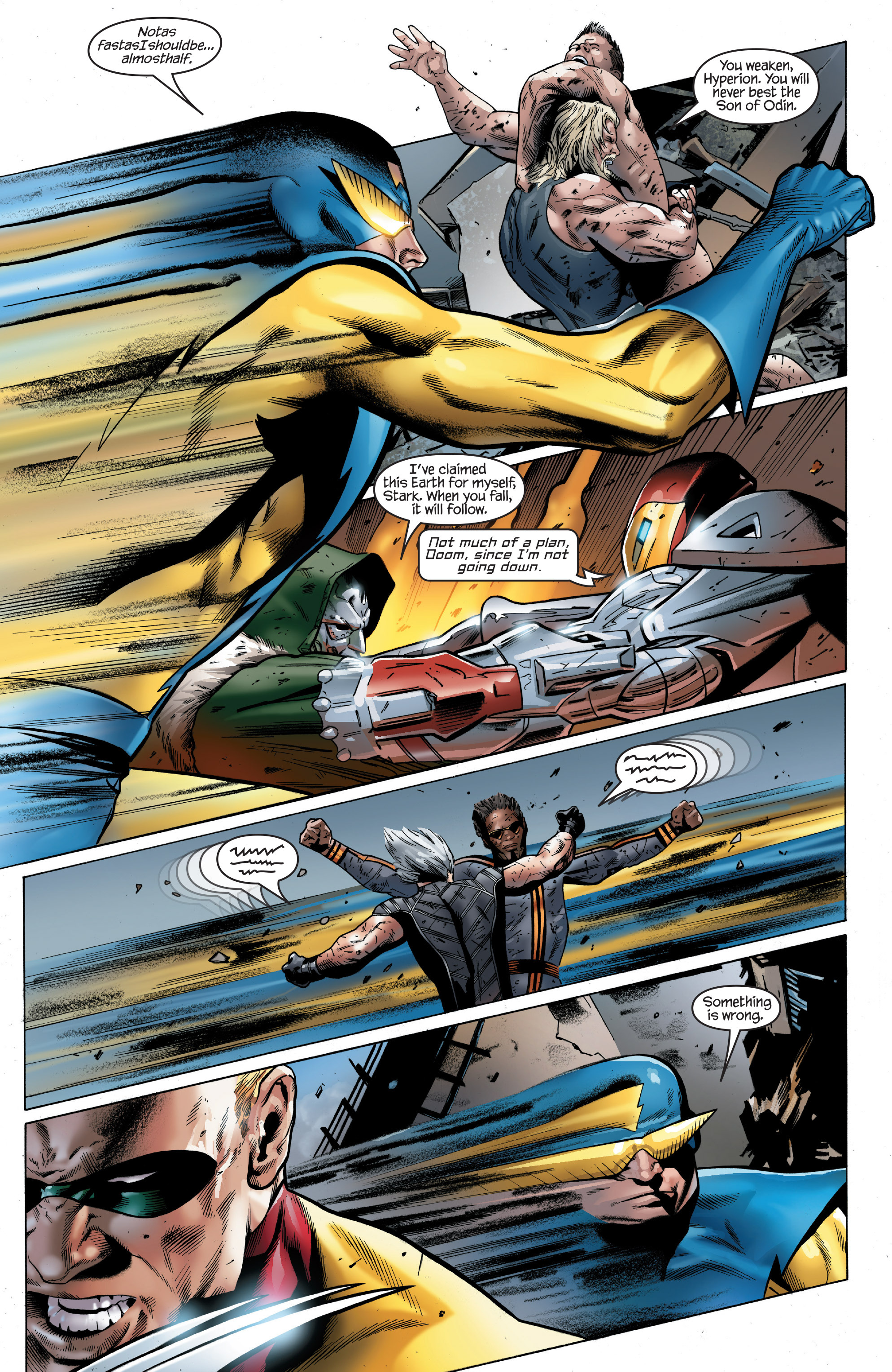 Read online Ultimate Power comic -  Issue #8 - 7