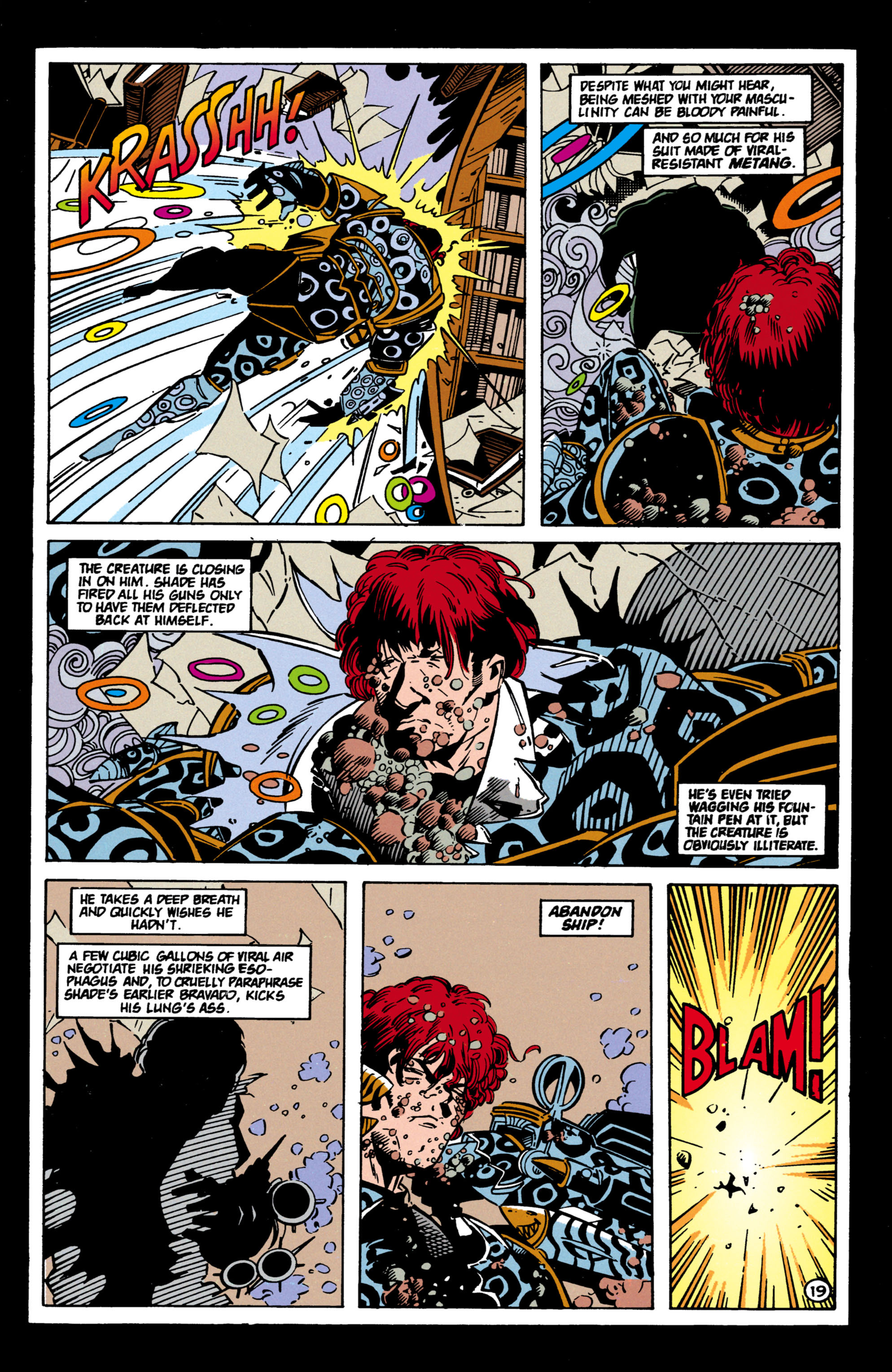 Read online Shade, the Changing Man comic -  Issue #60 - 20