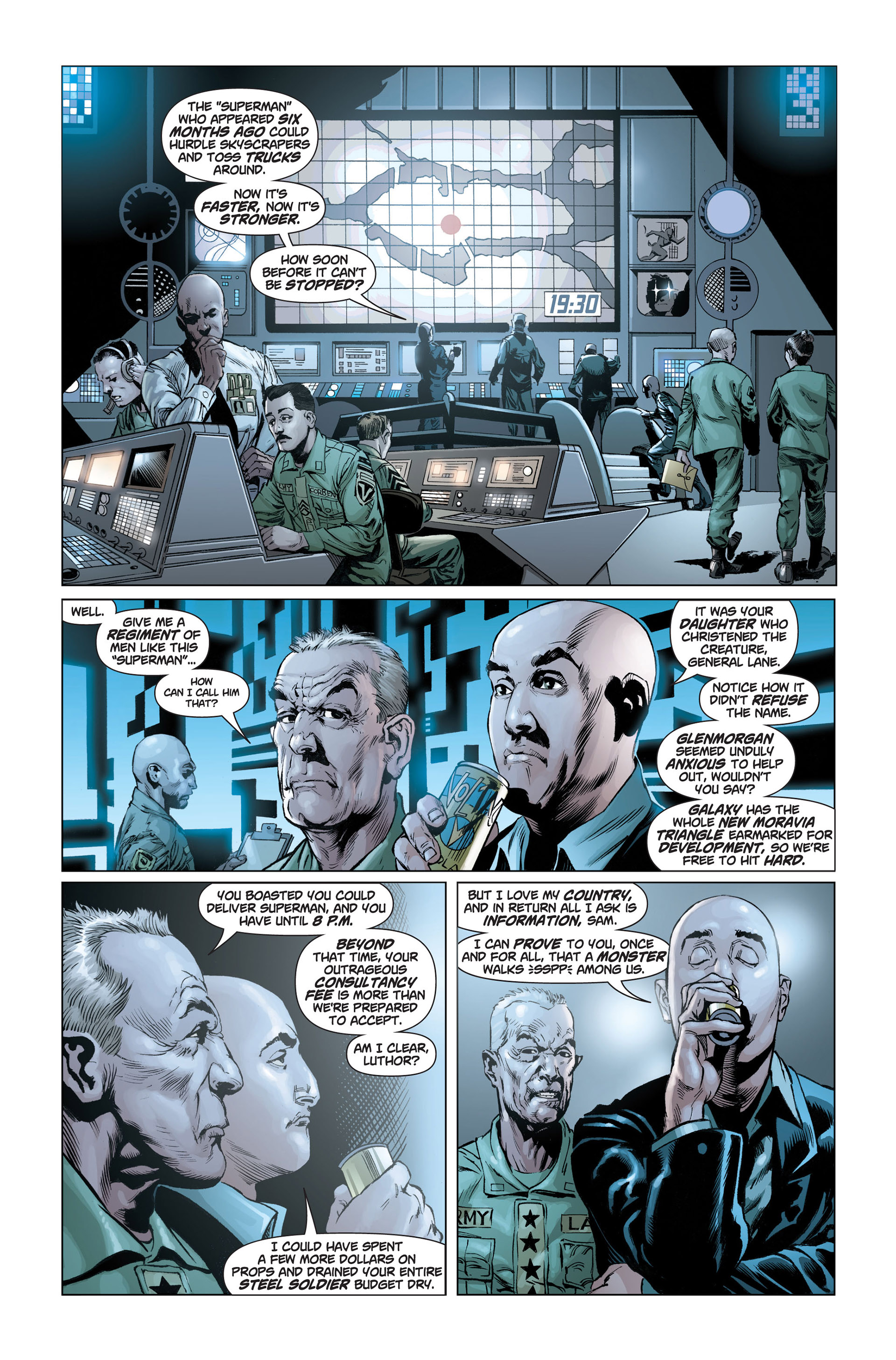 Read online Action Comics (2011) comic -  Issue #1 - 17