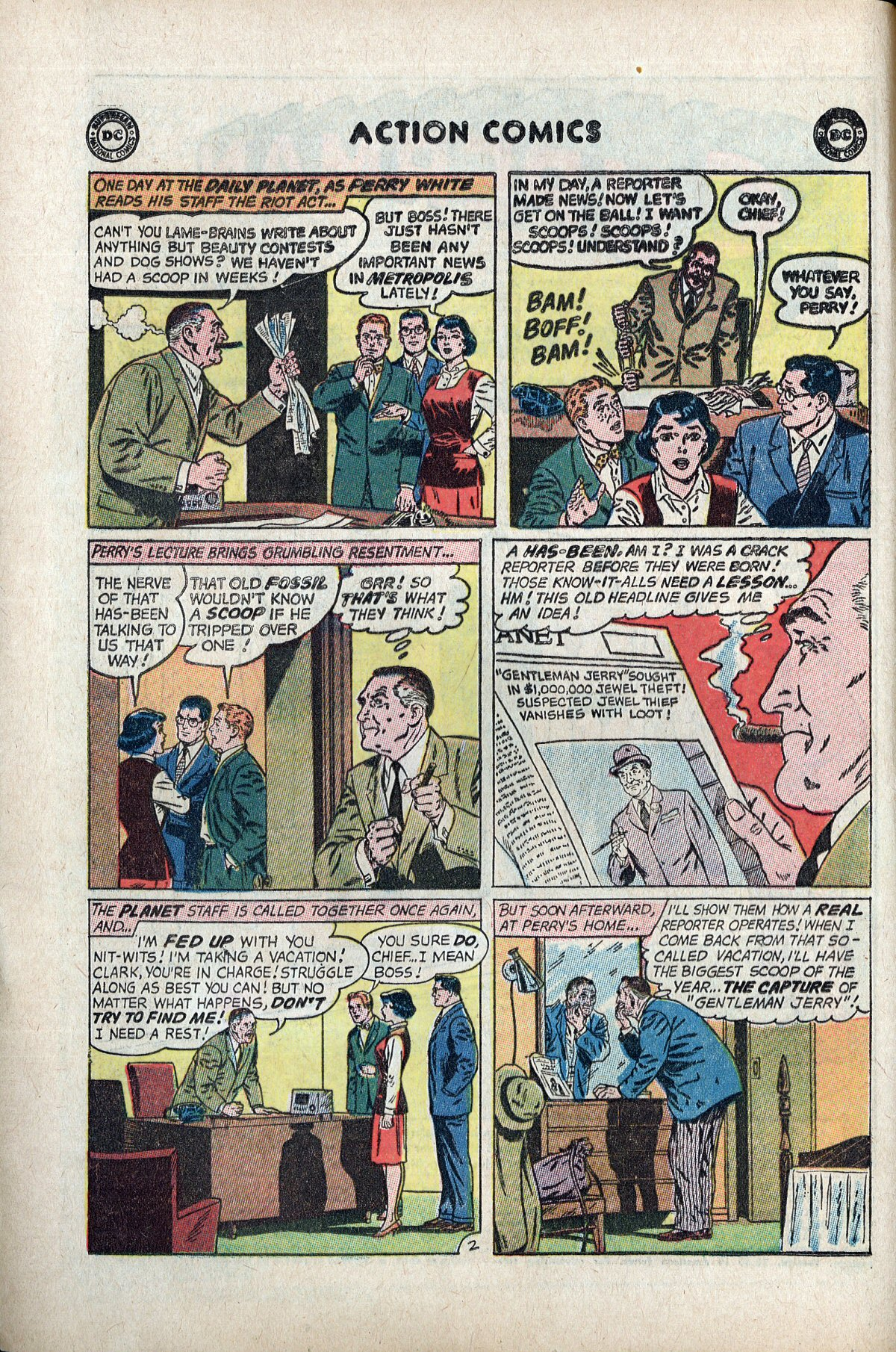 Read online Action Comics (1938) comic -  Issue #297 - 4