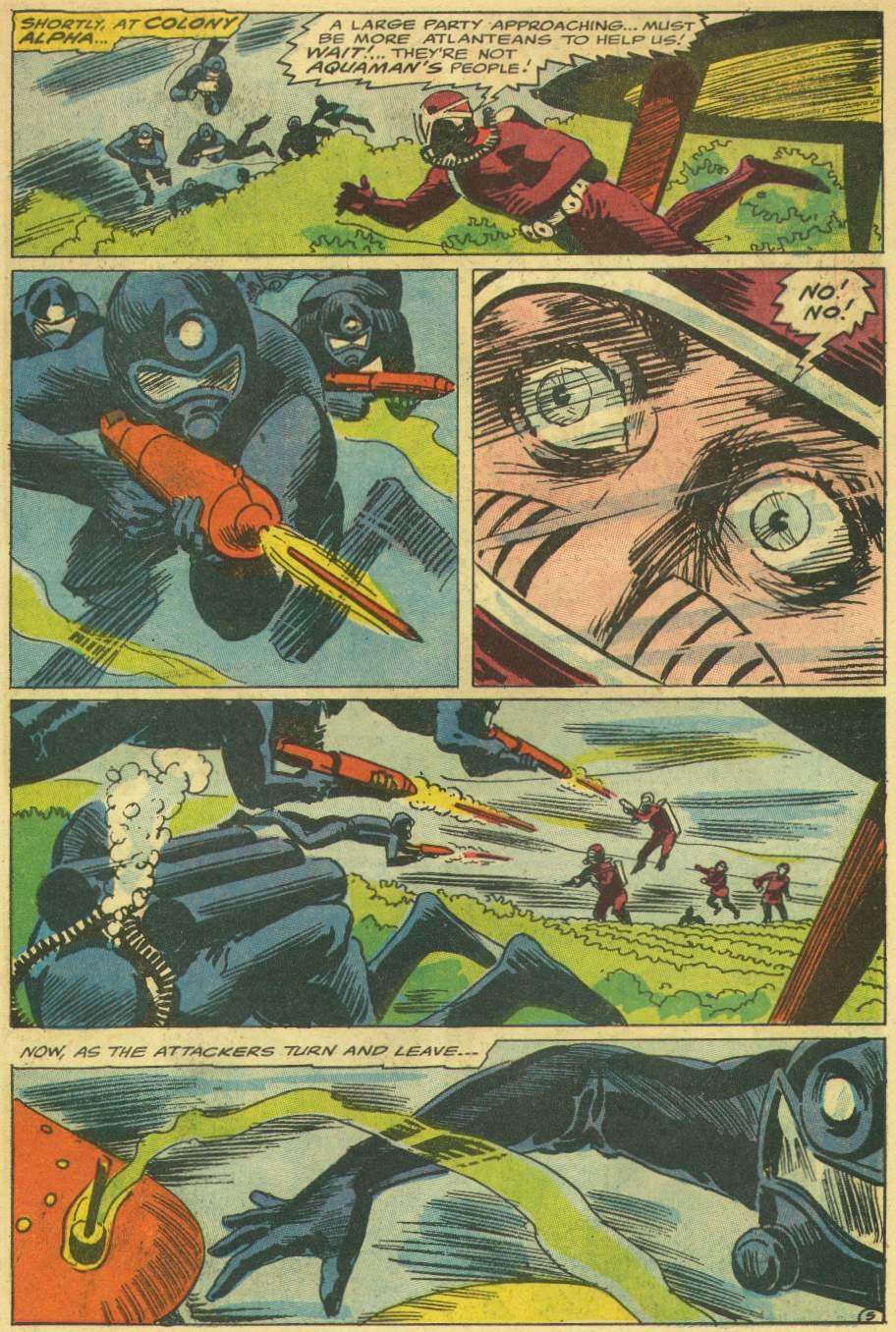 Read online Aquaman (1962) comic -  Issue #30 - 7