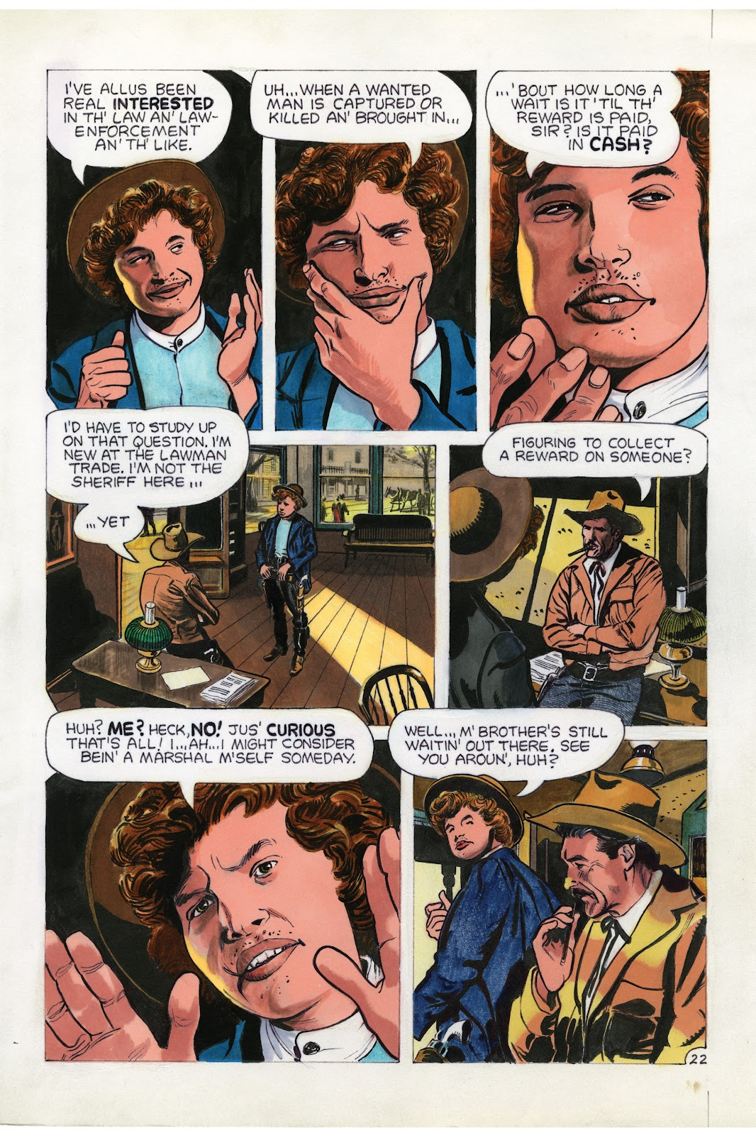 Read online Doug Wildey's Rio: The Complete Saga comic -  Issue # TPB (Part 1) - 88