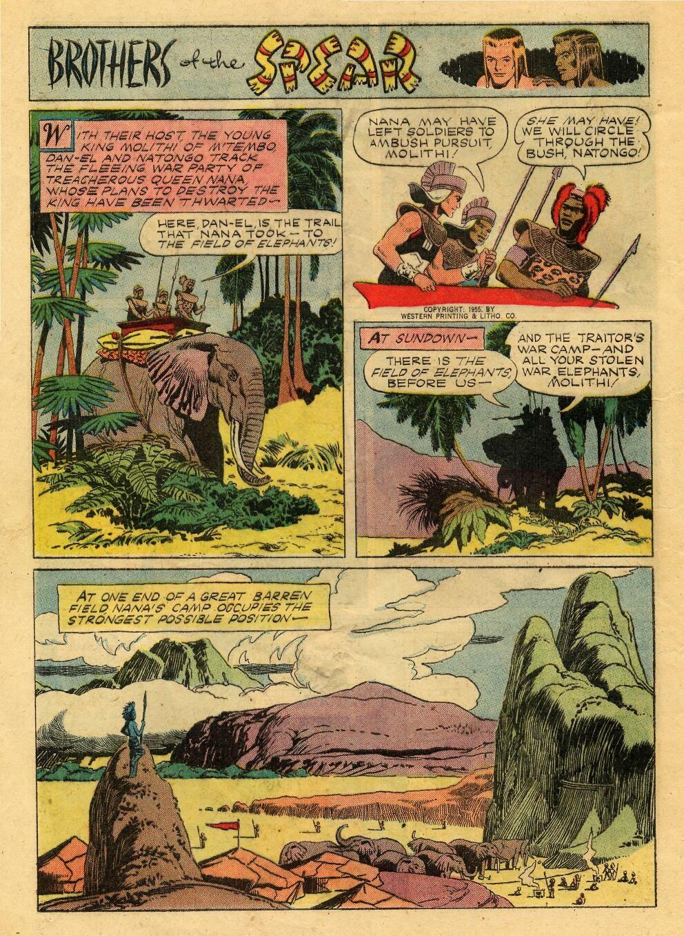 Tarzan (1948) issue 76 - Page 28