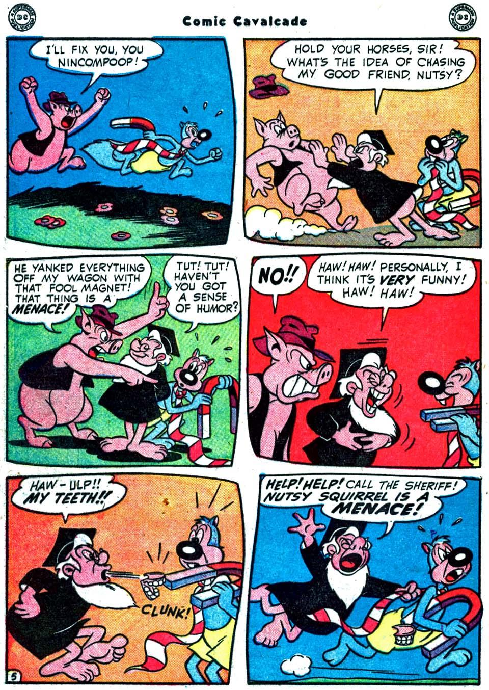 Comic Cavalcade issue 32 - Page 40