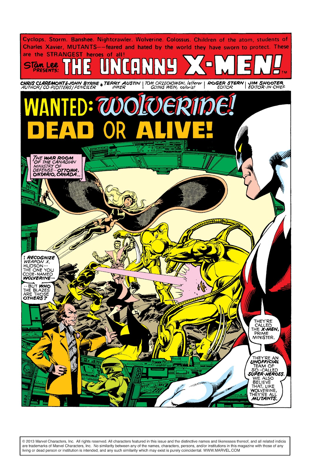 Uncanny X-Men (1963) issue 120 - Page 2
