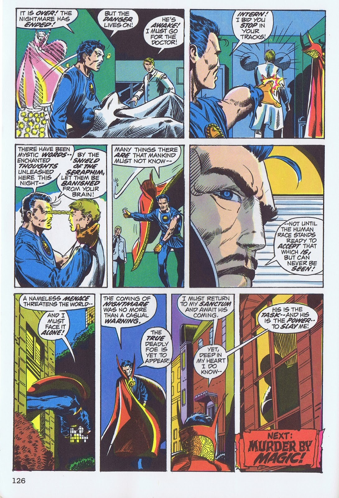 Doctor Strange: Master of the Mystic Arts issue TPB - Page 120