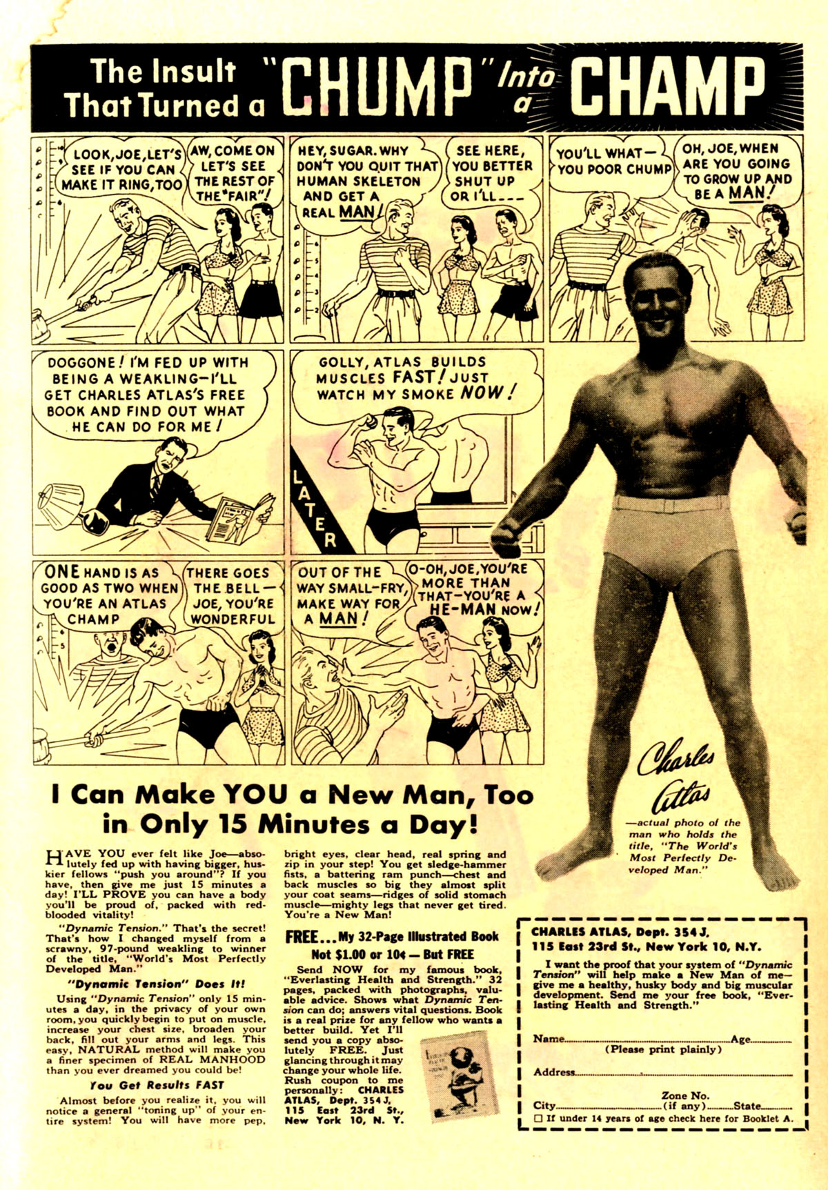 Read online Detective Comics (1937) comic -  Issue #211 - 43