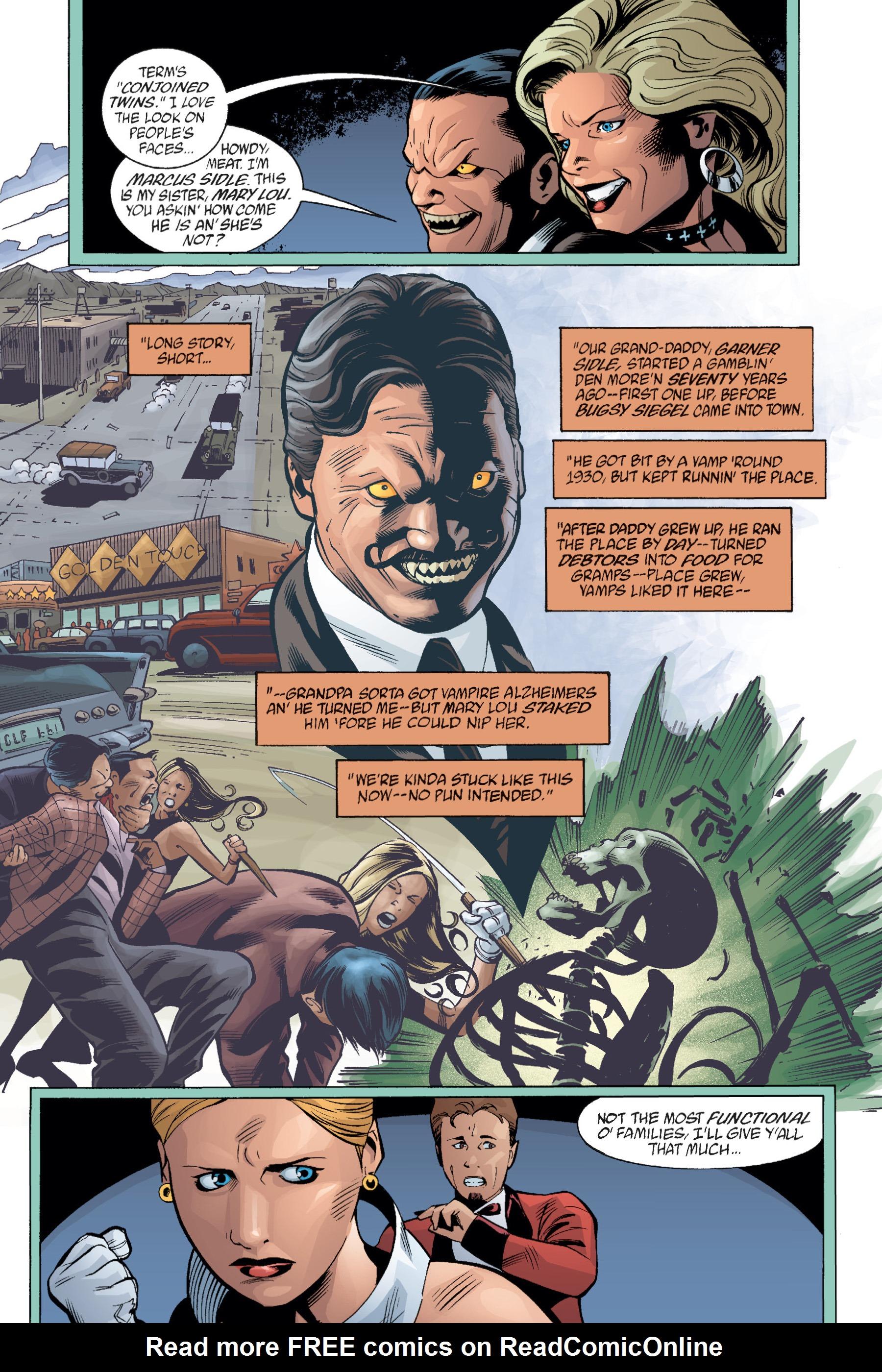 Read online Buffy the Vampire Slayer: Omnibus comic -  Issue # TPB 1 - 155
