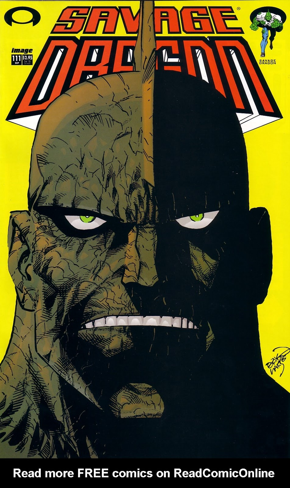 The Savage Dragon (1993) Issue #111 #114 - English 2