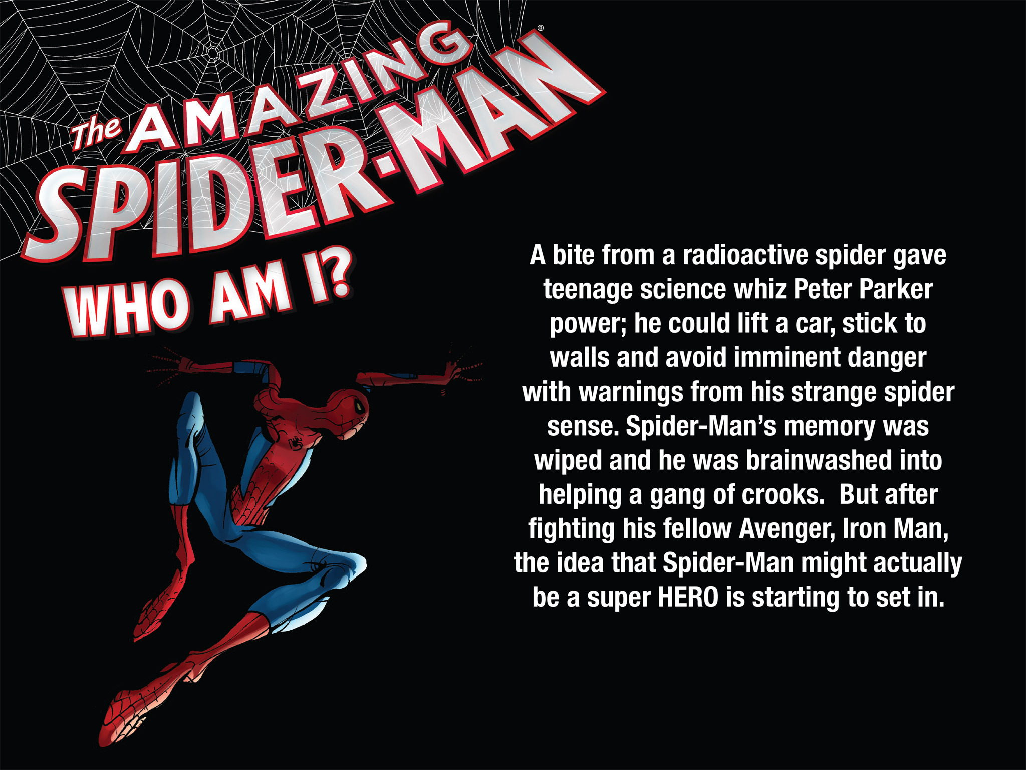 Read online Amazing Spider-Man: Who Am I? comic -  Issue # Full (Part 1) - 194