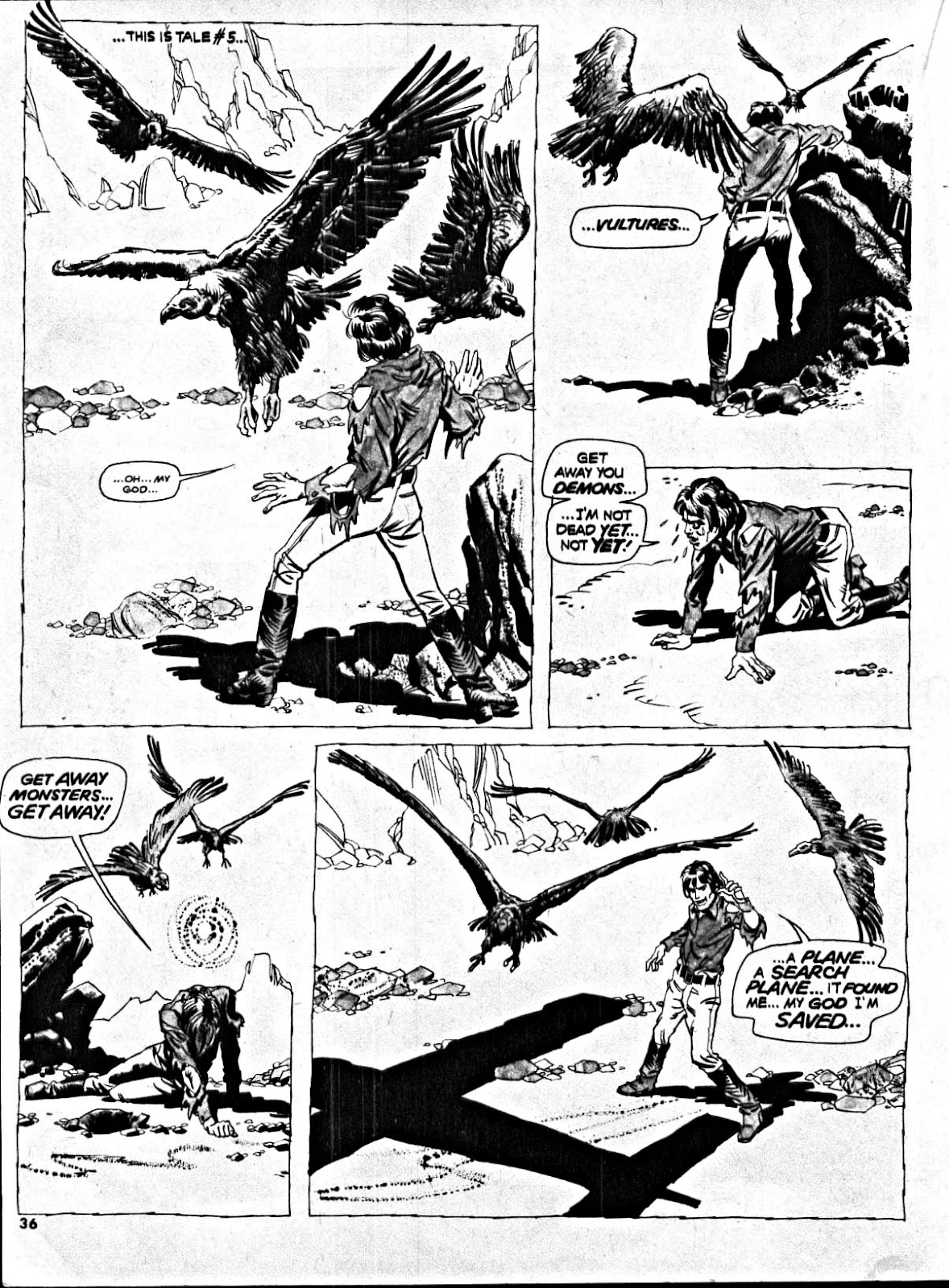 Nightmare (1970) issue 18 - Page 35