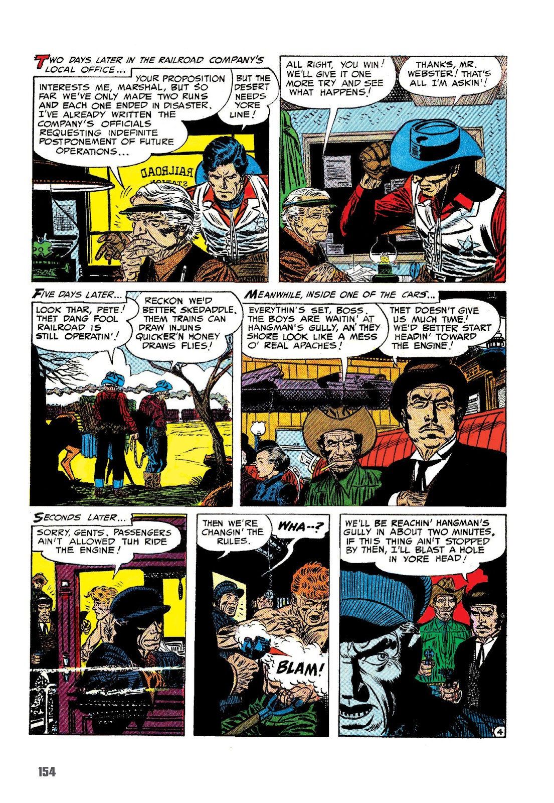 Read online The Joe Kubert Archives comic -  Issue # TPB (Part 2) - 65