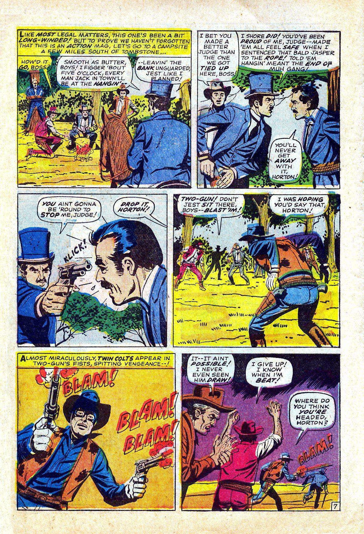 Read online Two-Gun Kid comic -  Issue #90 - 10