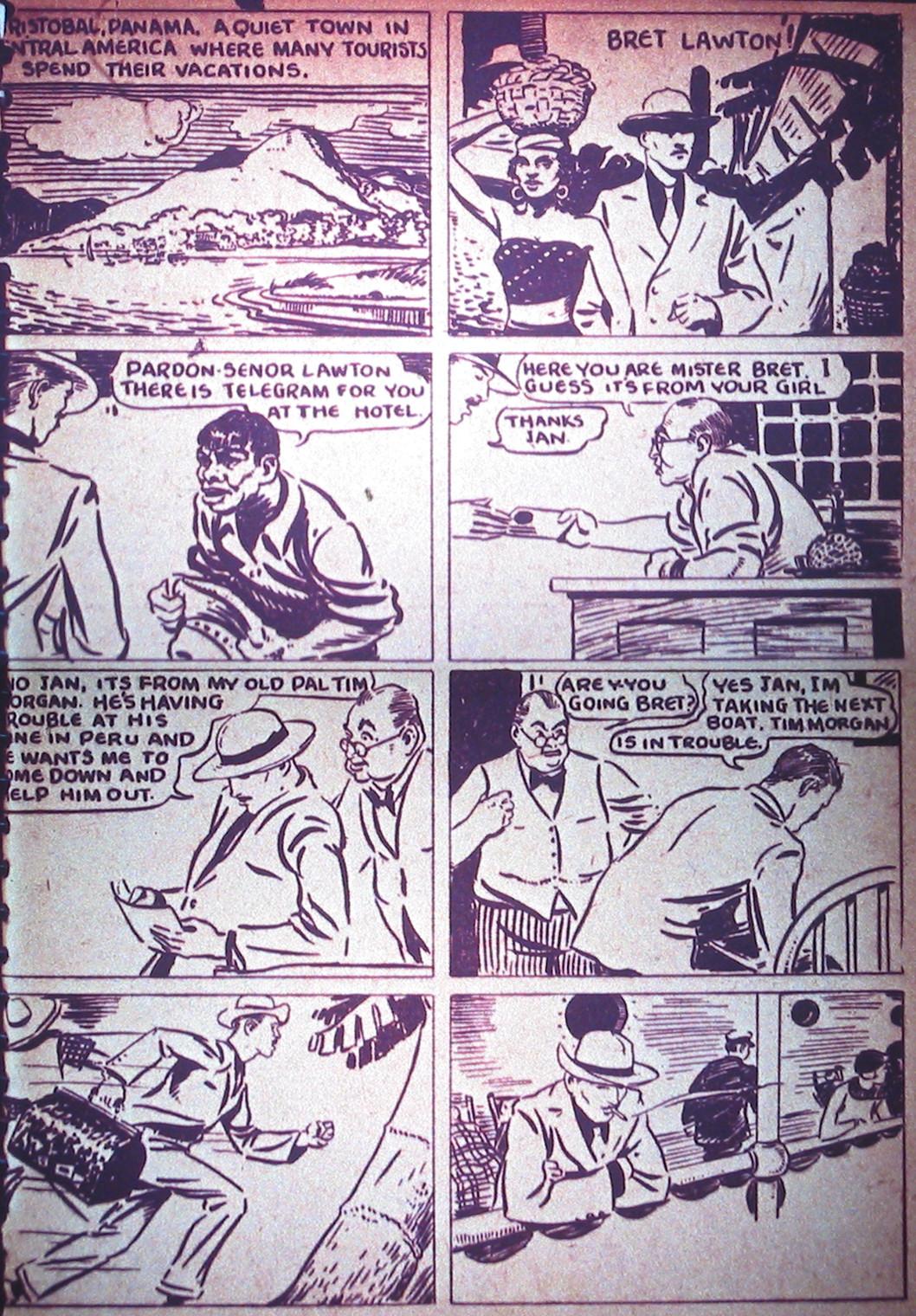 Read online Detective Comics (1937) comic -  Issue #1 - 18