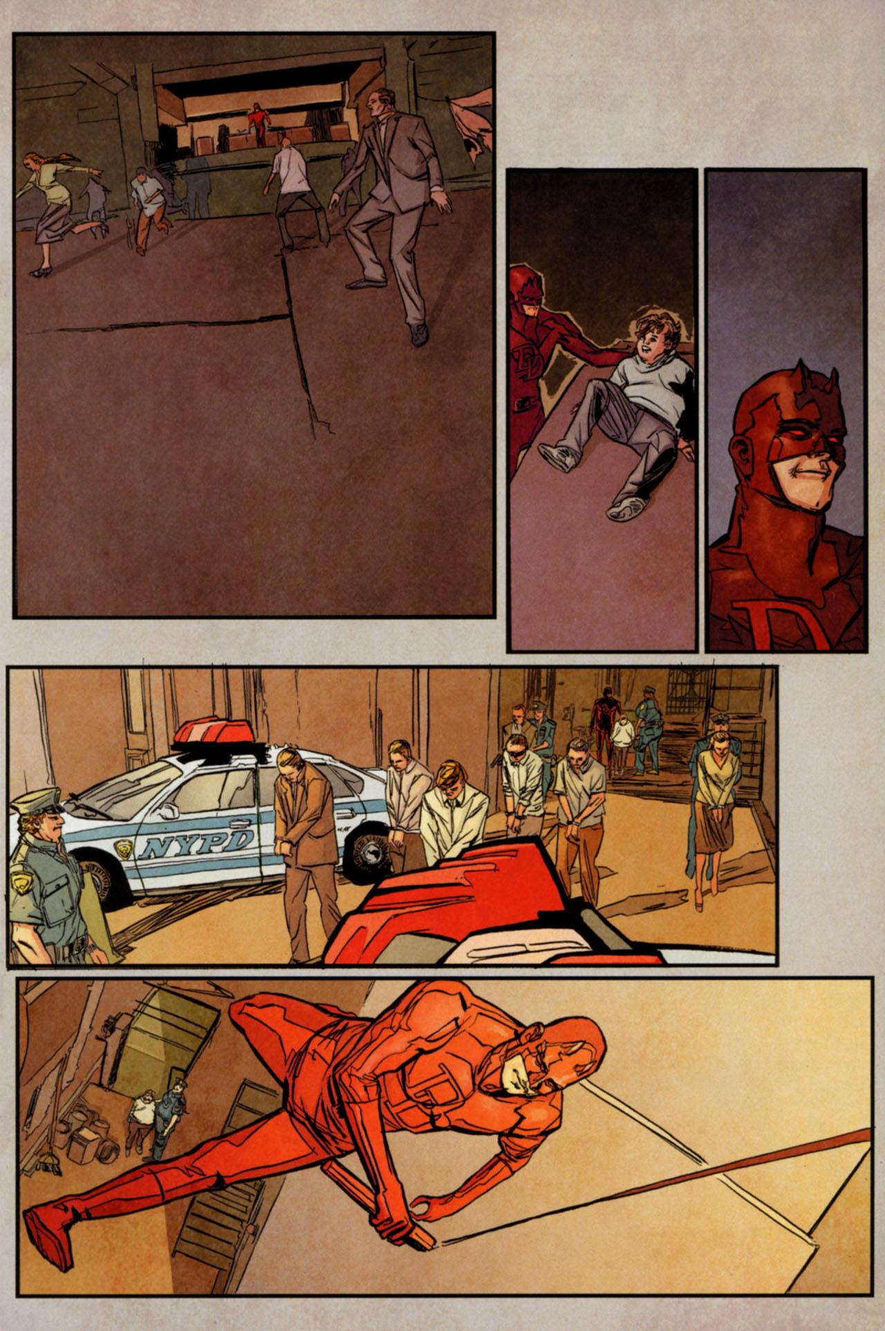 Read online Astonishing Tales (2009) comic -  Issue #4 - 25